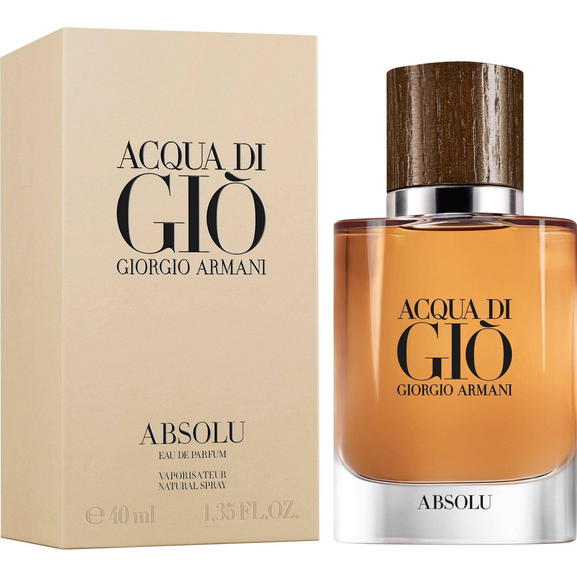 Image of Giorgio Armani Acqua Di Gio Absolu 40ml Eau De Parfum
