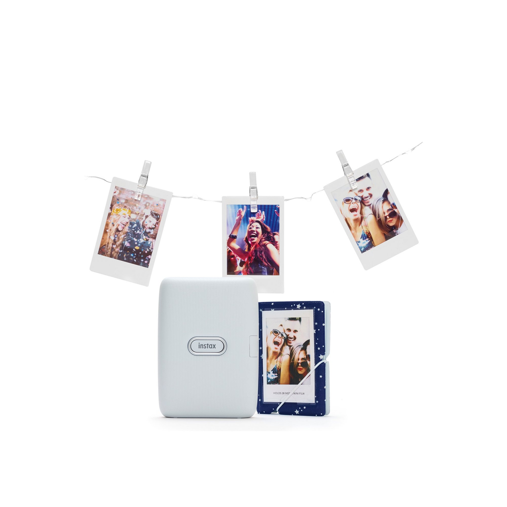Image of Fujifilm Instax Mini Link Printer Bundle