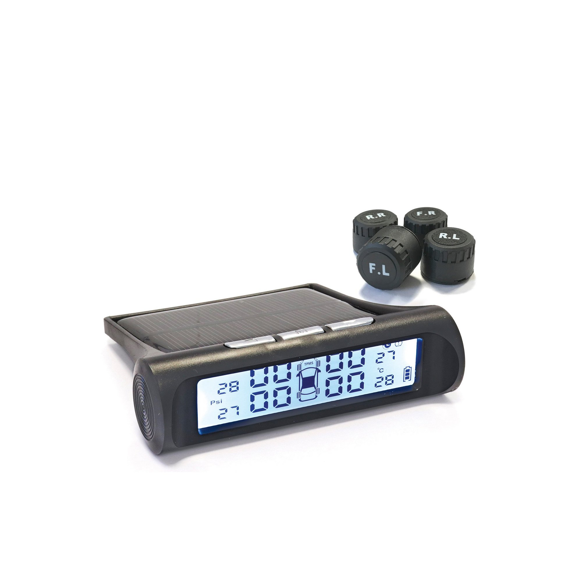 Image of Tyre Pressure Monitoring System