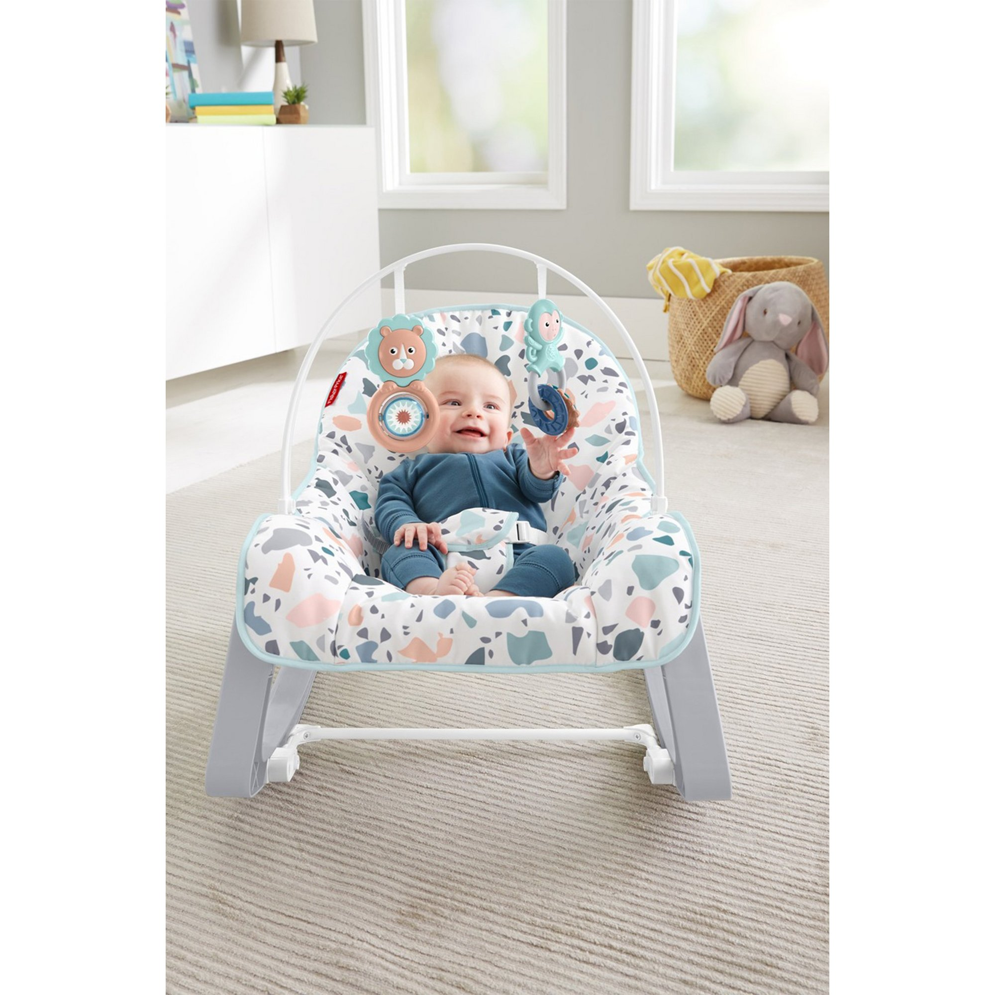 Image of Fisher-Price Infant-to-Toddler Rocker