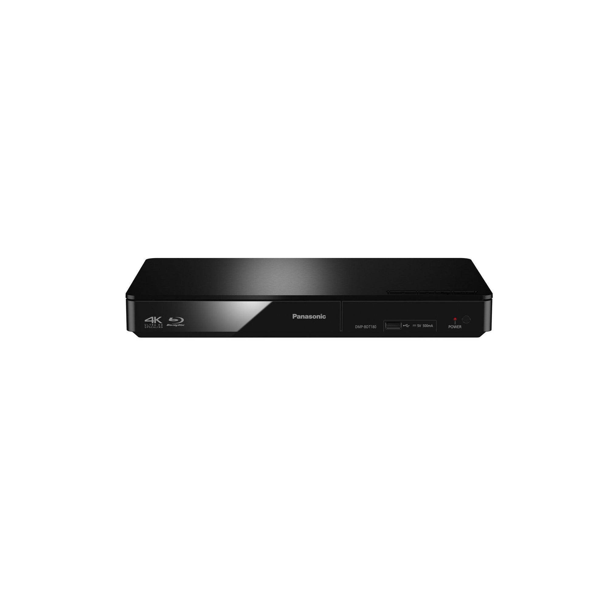 Image of Panasonic Smart Network 3D Blu Ray Disc DVD Player