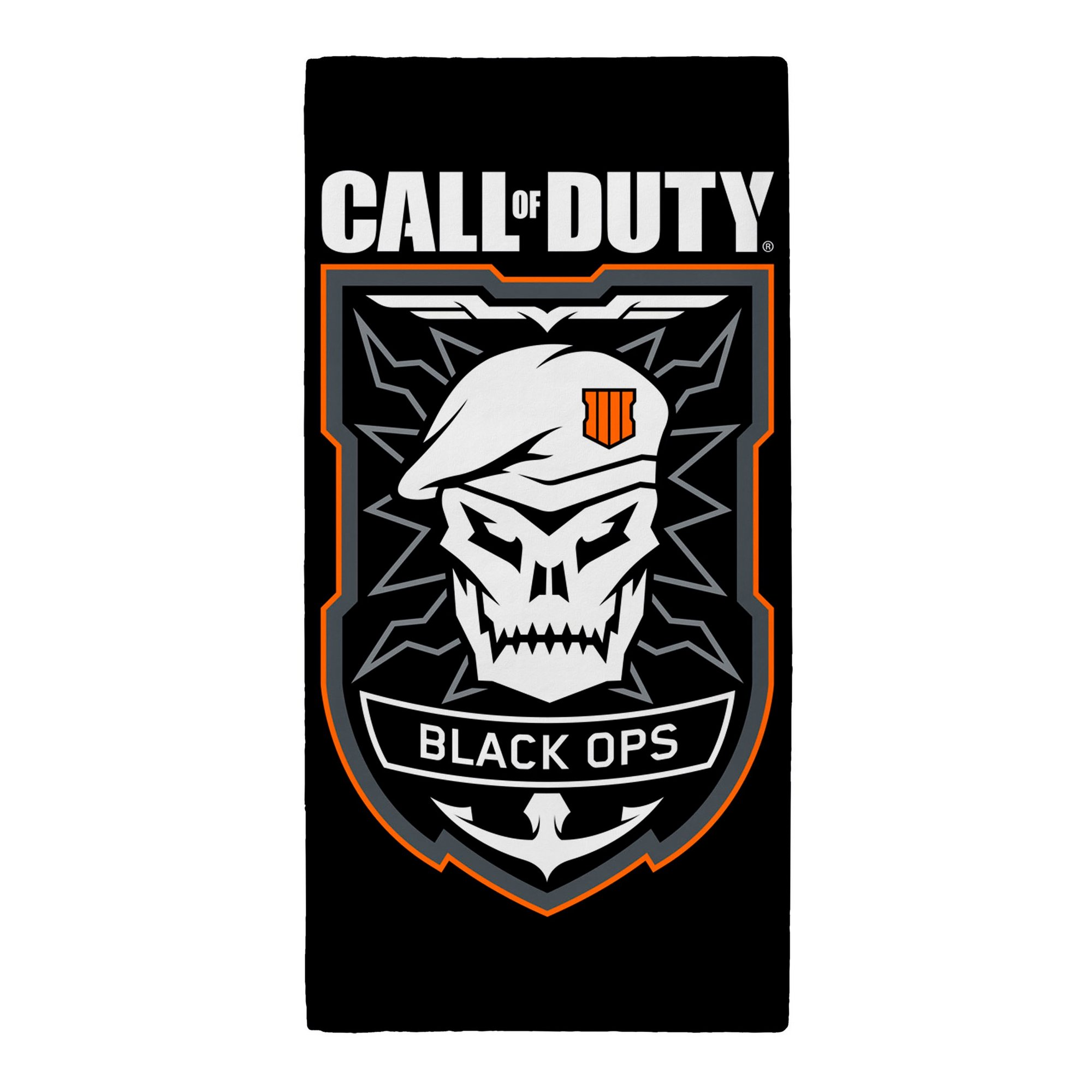 Image of Call of Duty Black Ops Emblem Towel