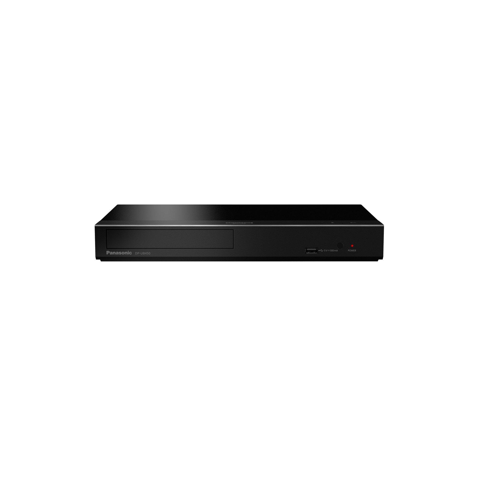 Image of Panasonic DPUB450EB 4K Ultra HD Blu Ray Player