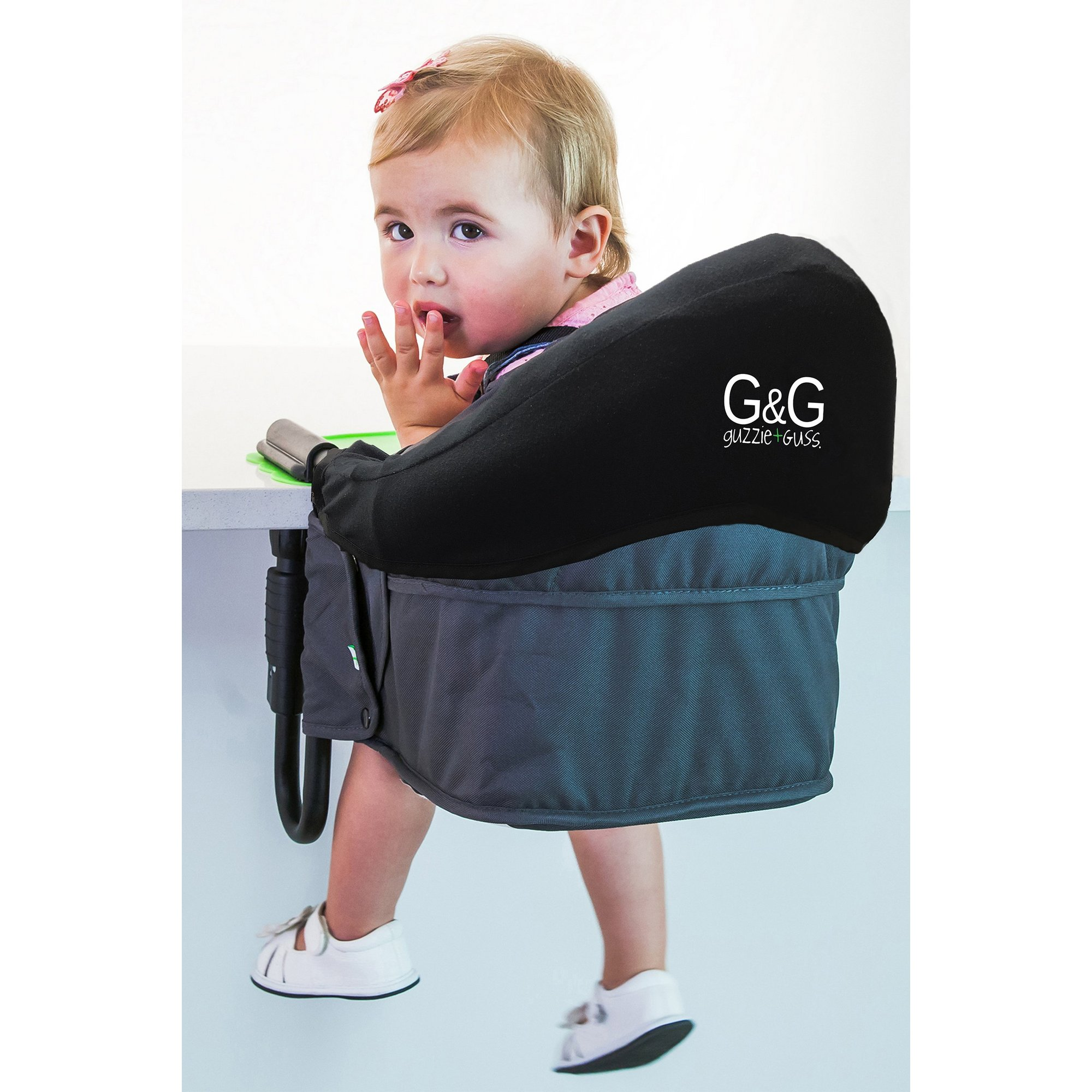 Image of Guzzie+Guss Perch Hanging High Chair Liner