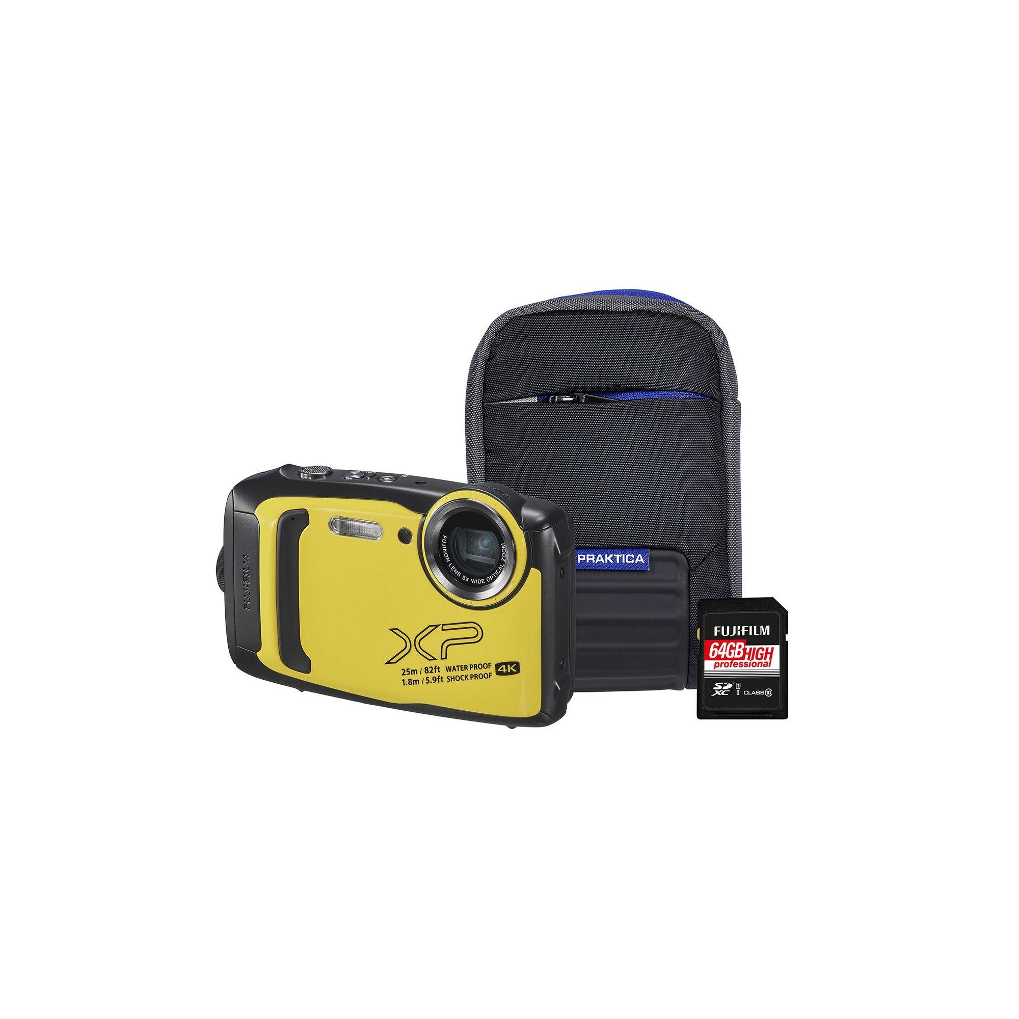 Image of Fujifilm Finepix XP140 Tough Camera Kit