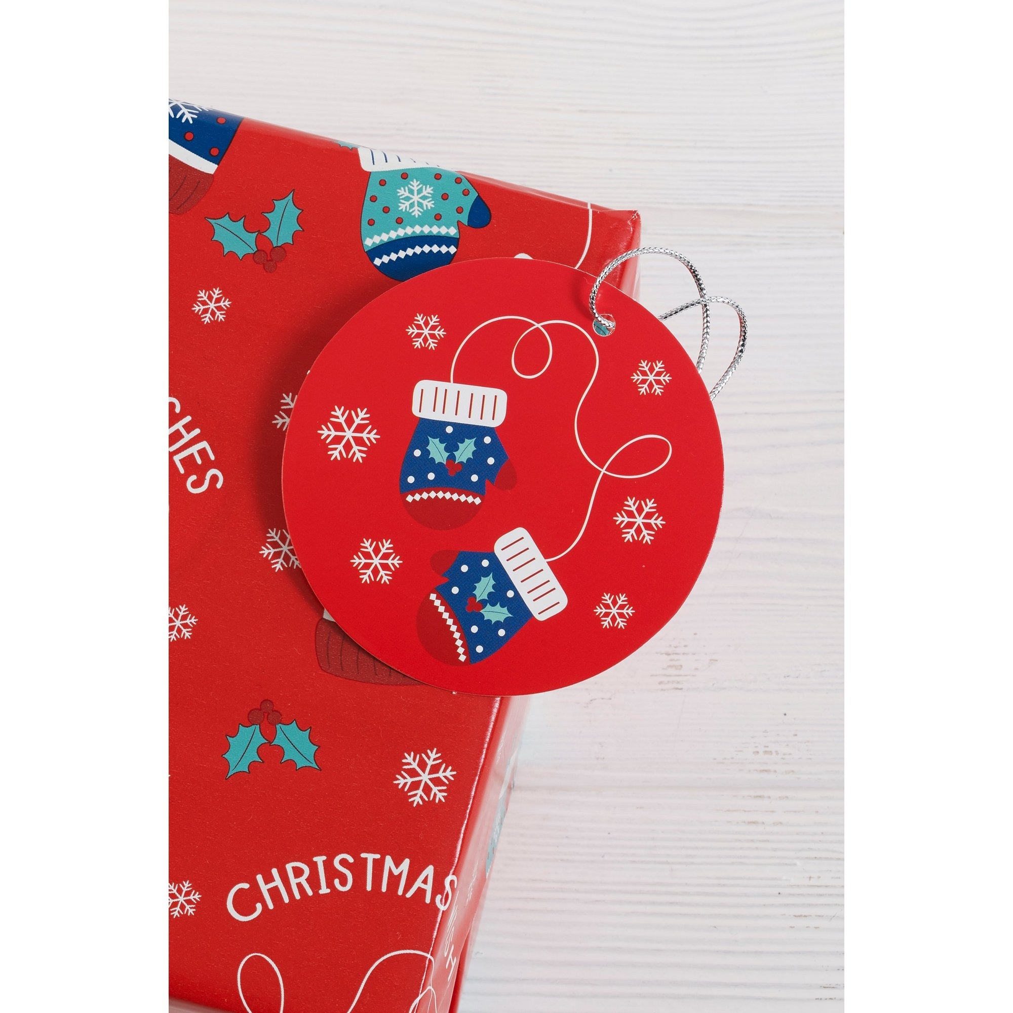 Image of Pack of 10 Winter Warmers Gift Tags