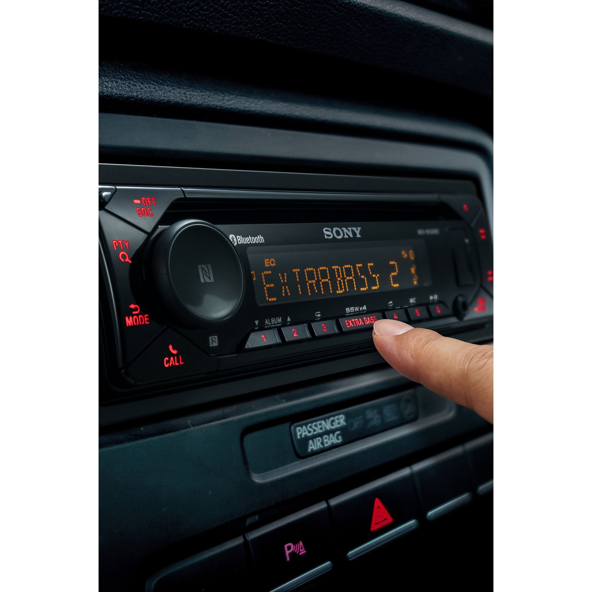 Image of Sony MEXN5300BT Car Stereo