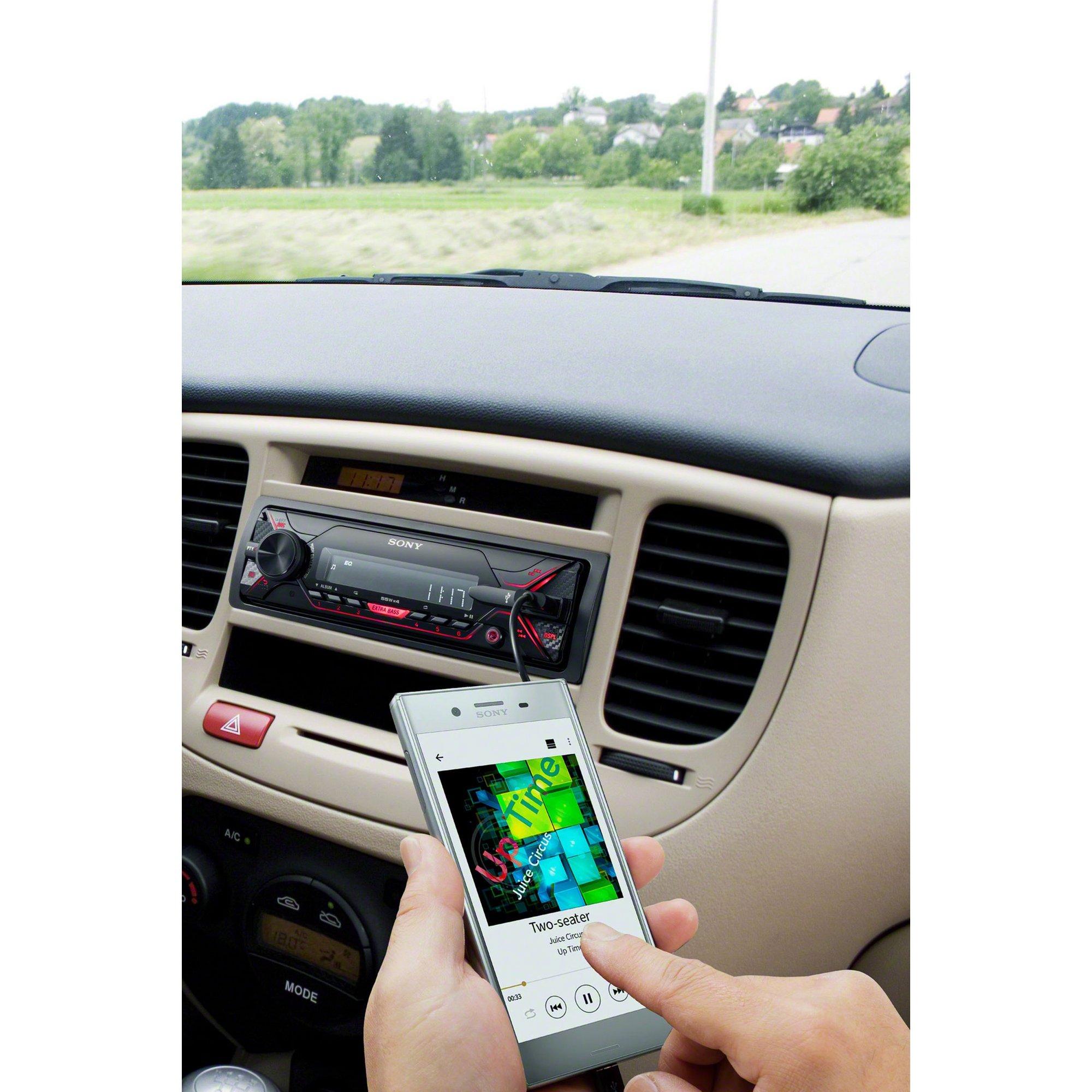 Image of Sony DSXA210UI Car Stereo