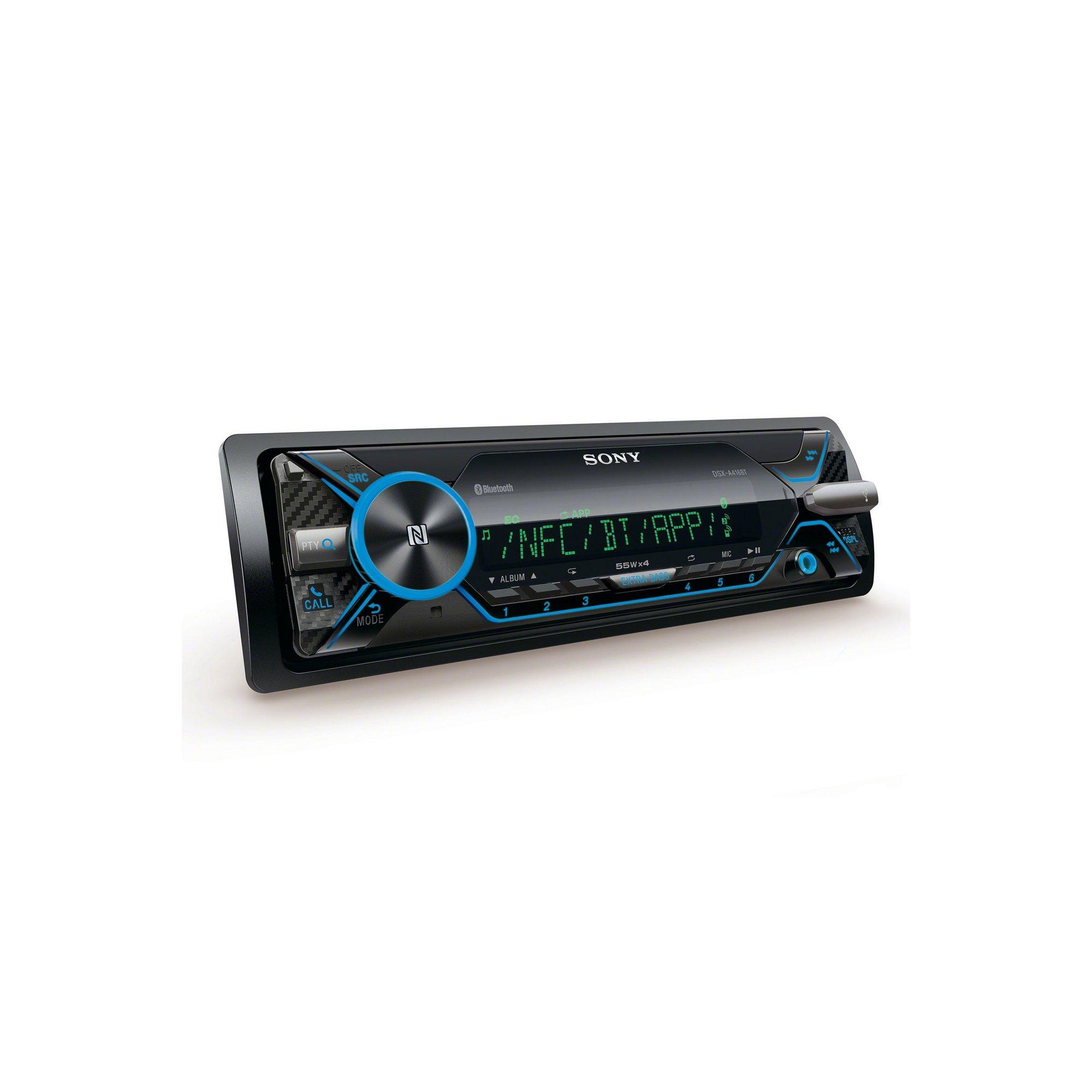 Image of Sony DSXA416BT Car Stereo