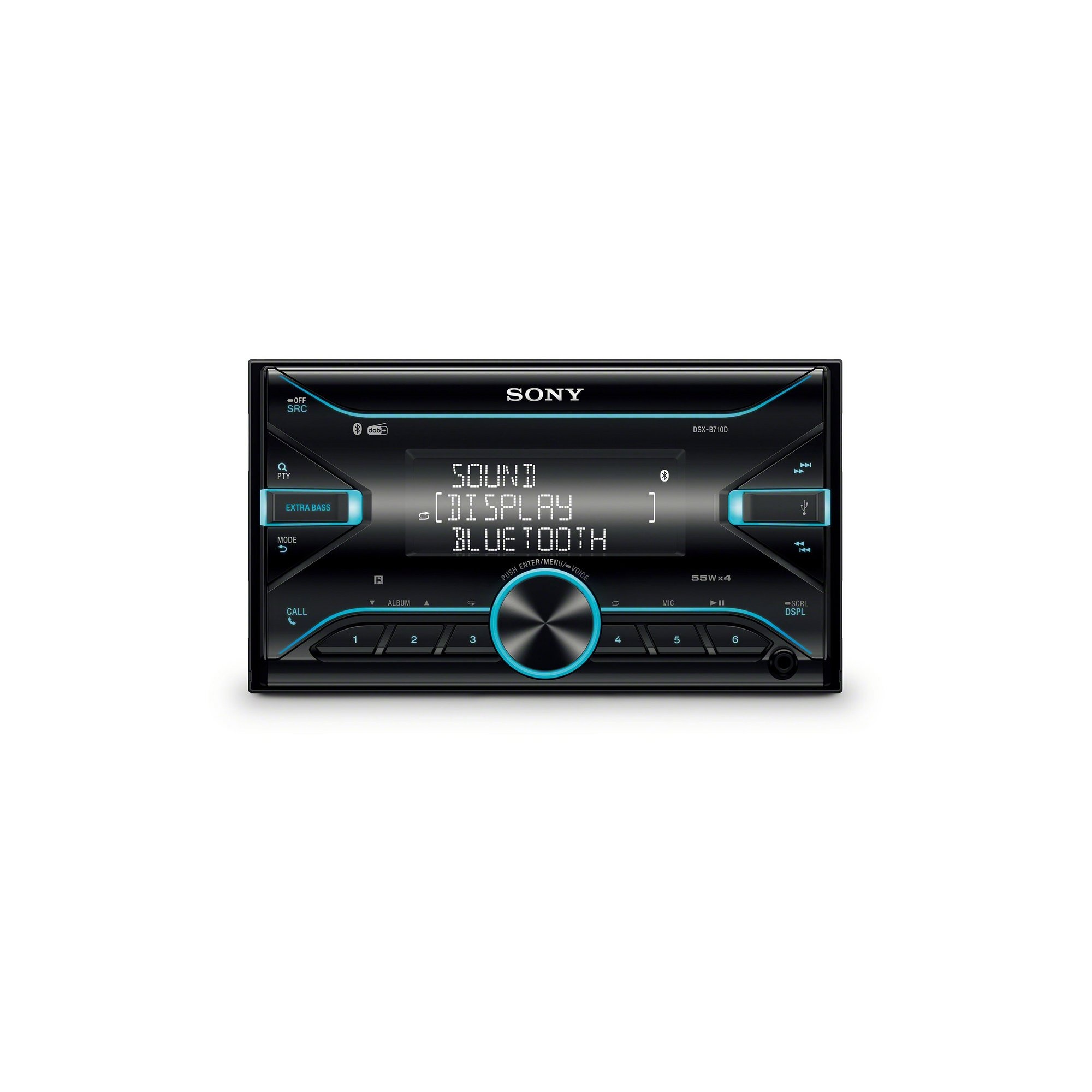 Image of Sony DSXB710D Car Stereo