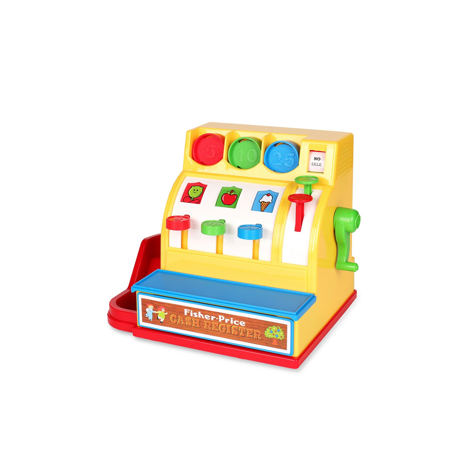 Image of Fisher Price Classic Cash Register