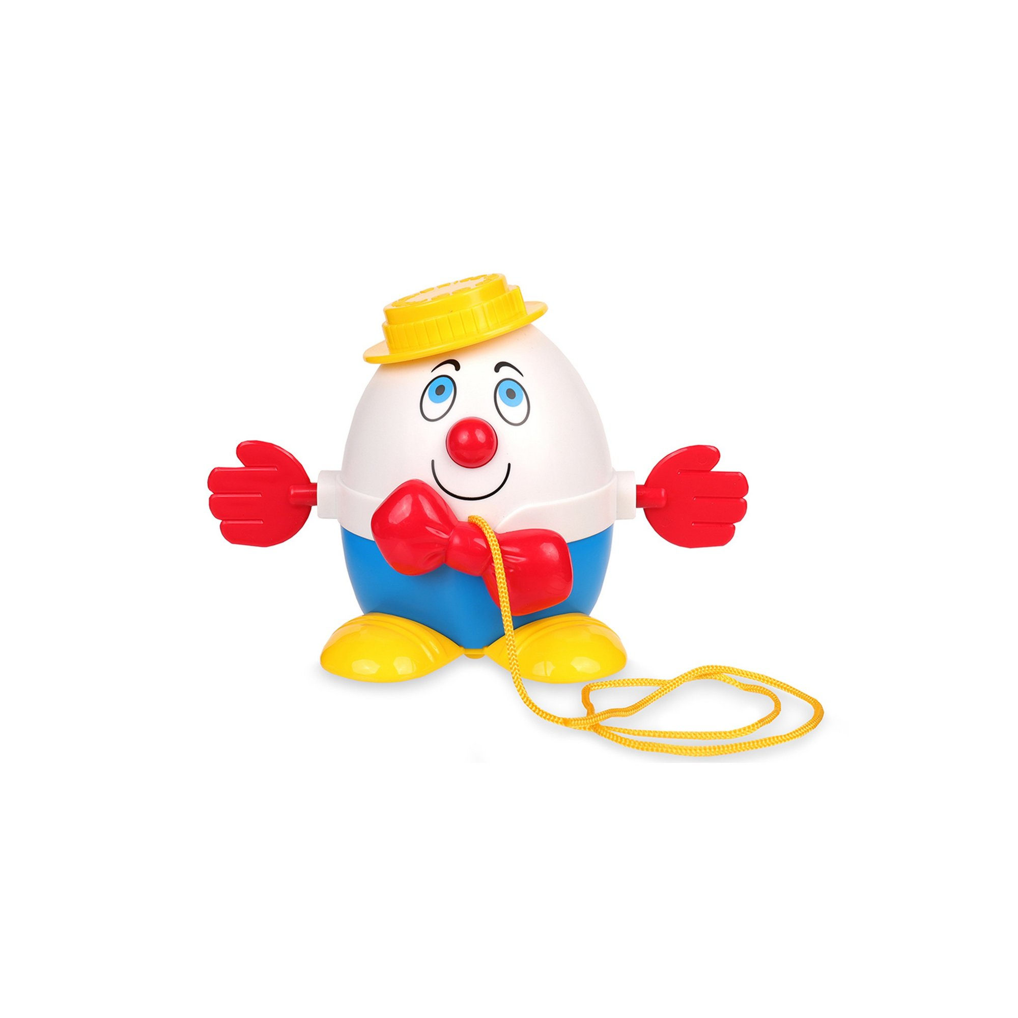 Image of Fisher Price Classic Humpty Dumpty Pull and Walk
