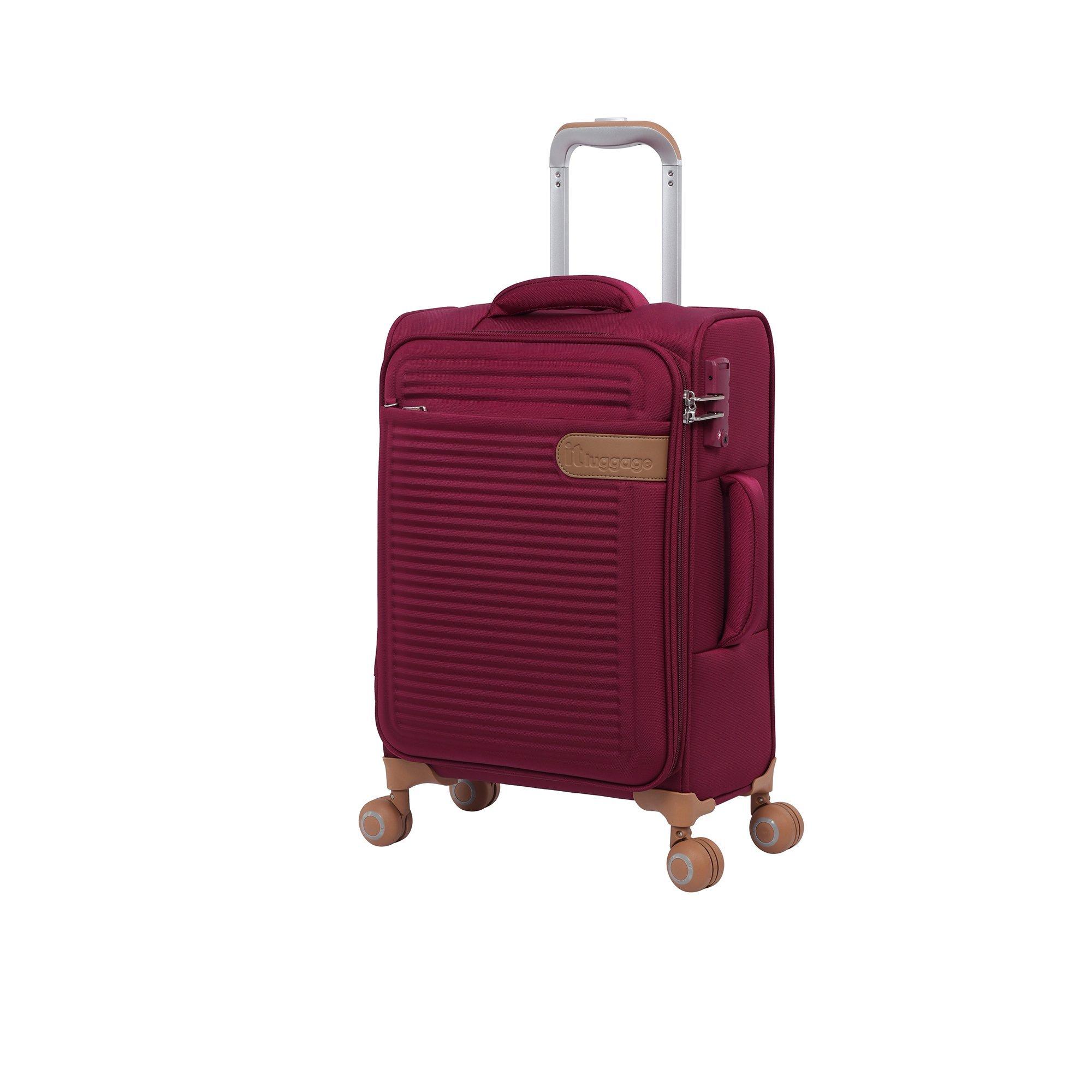 Image of IT Luggage Radiate 8 Wheel Suitcase