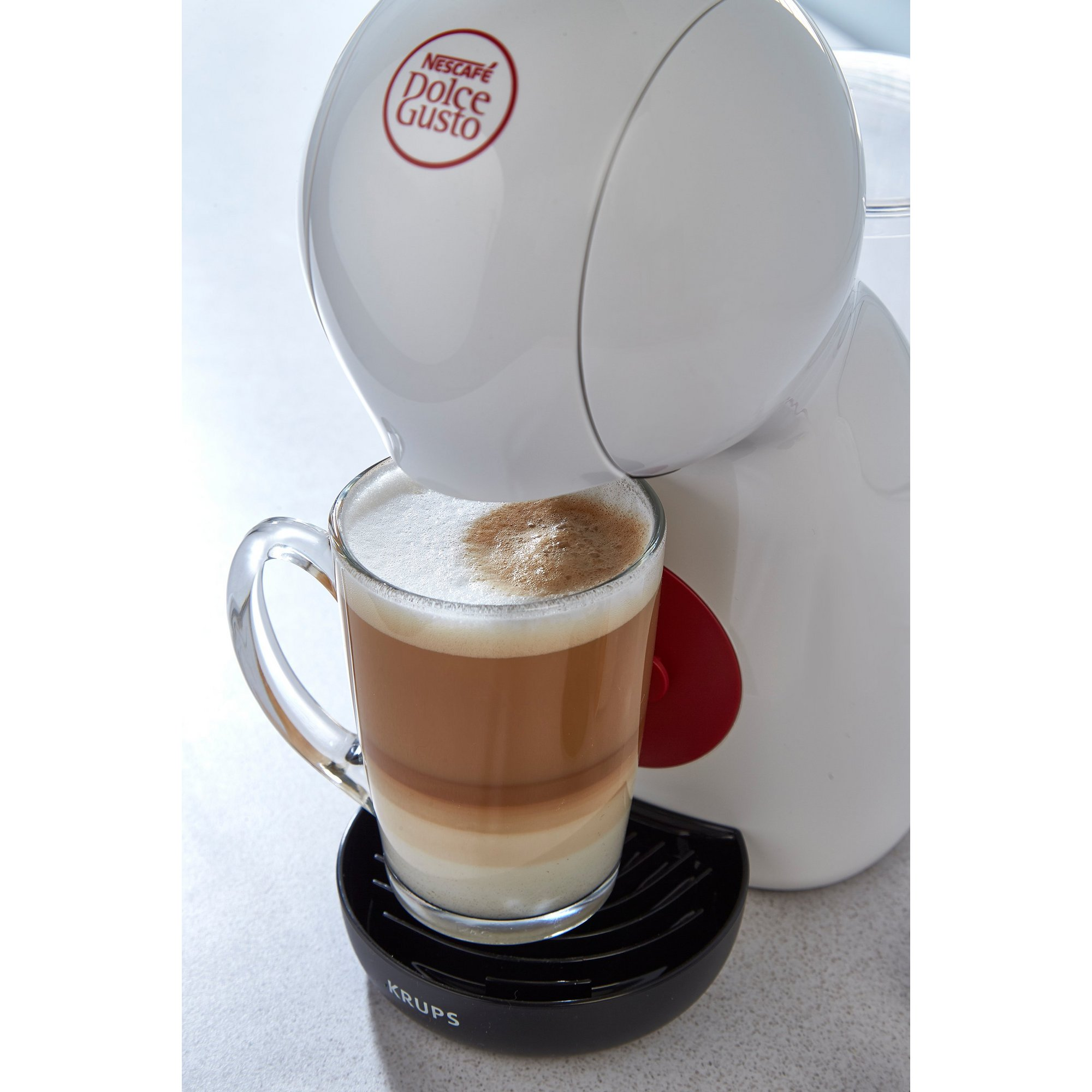 Image of Dolce Gusto Piccolo XS Capsule Coffee Machine