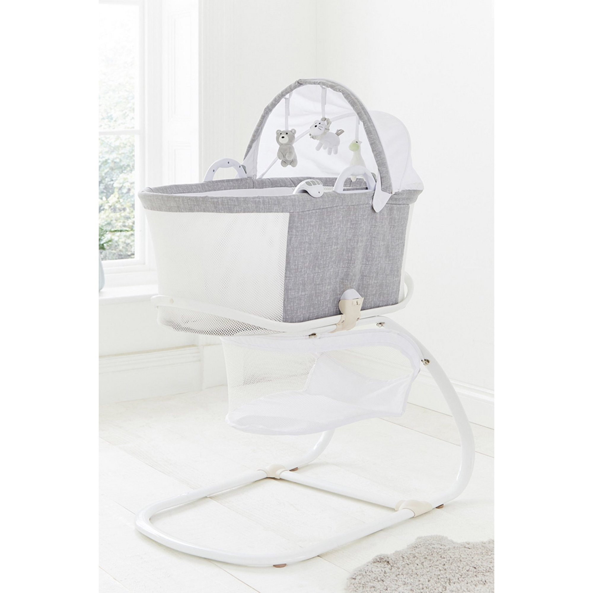 Image of Breathable Bassinet