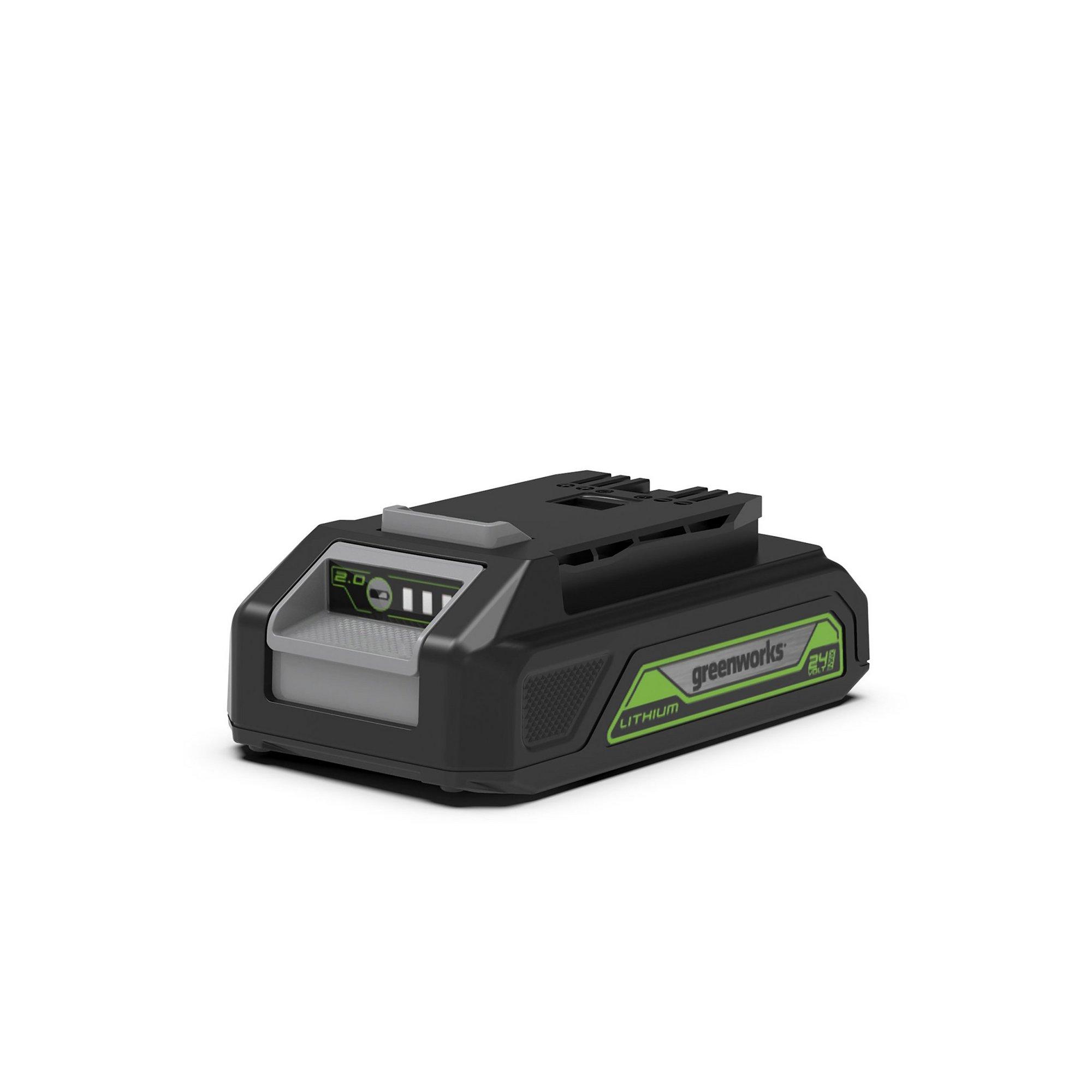 Image of Greenworks 24V 2Ah Battery