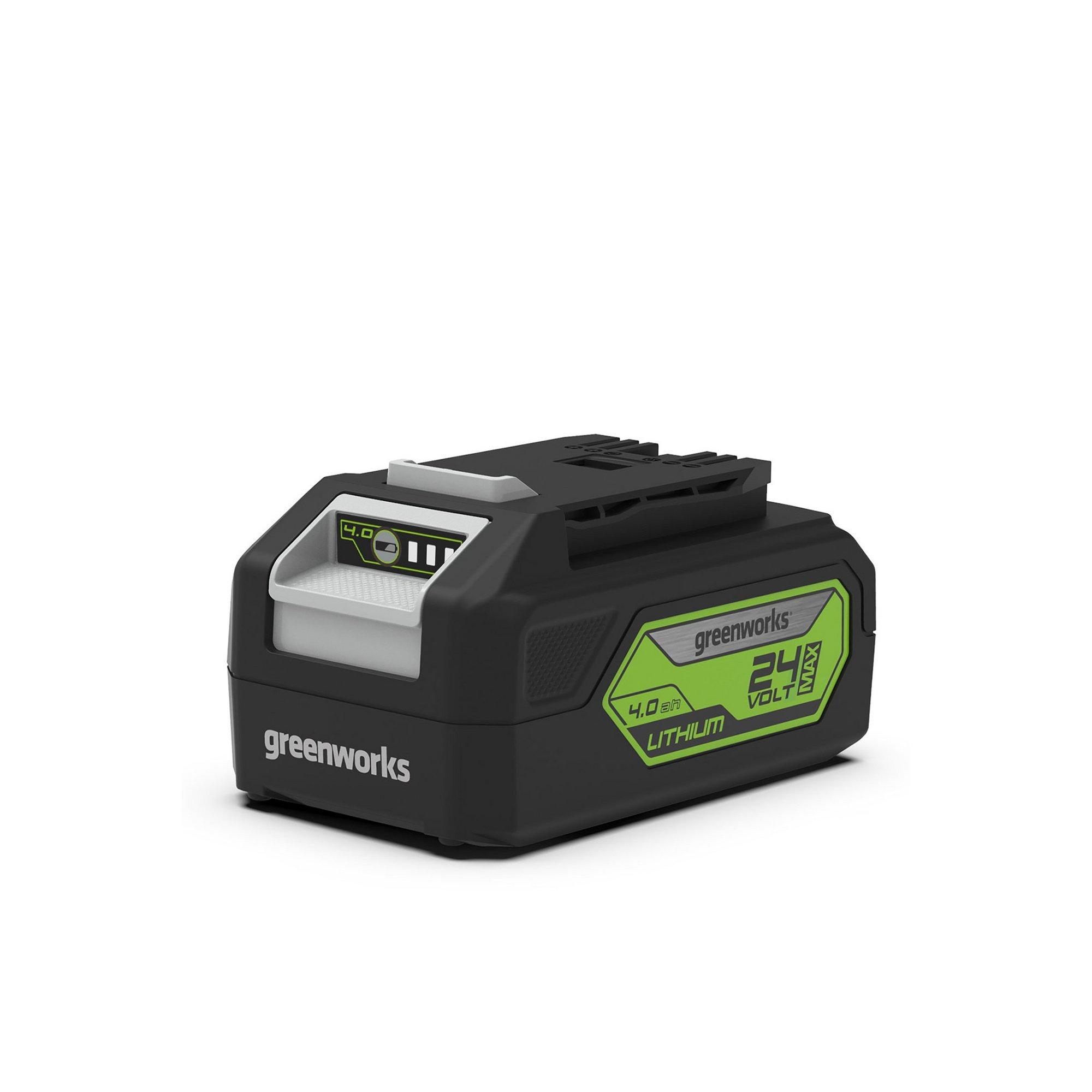 Image of Greenworks 24V 4Ah Battery