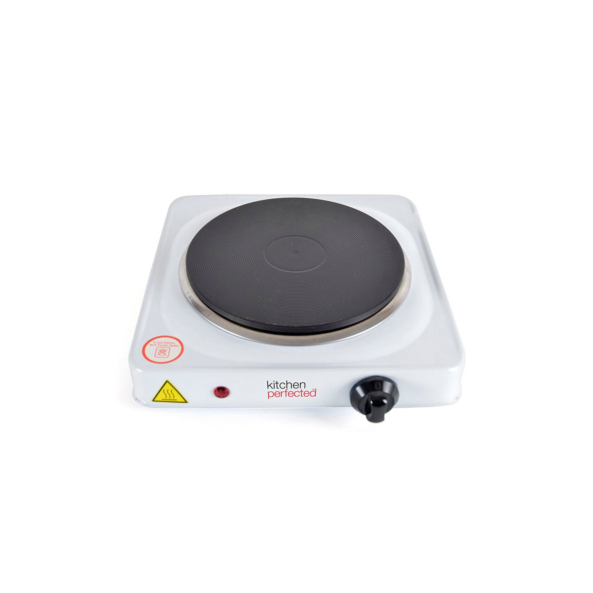 Image of Kitchen Perfected 1500w Single Hotplate