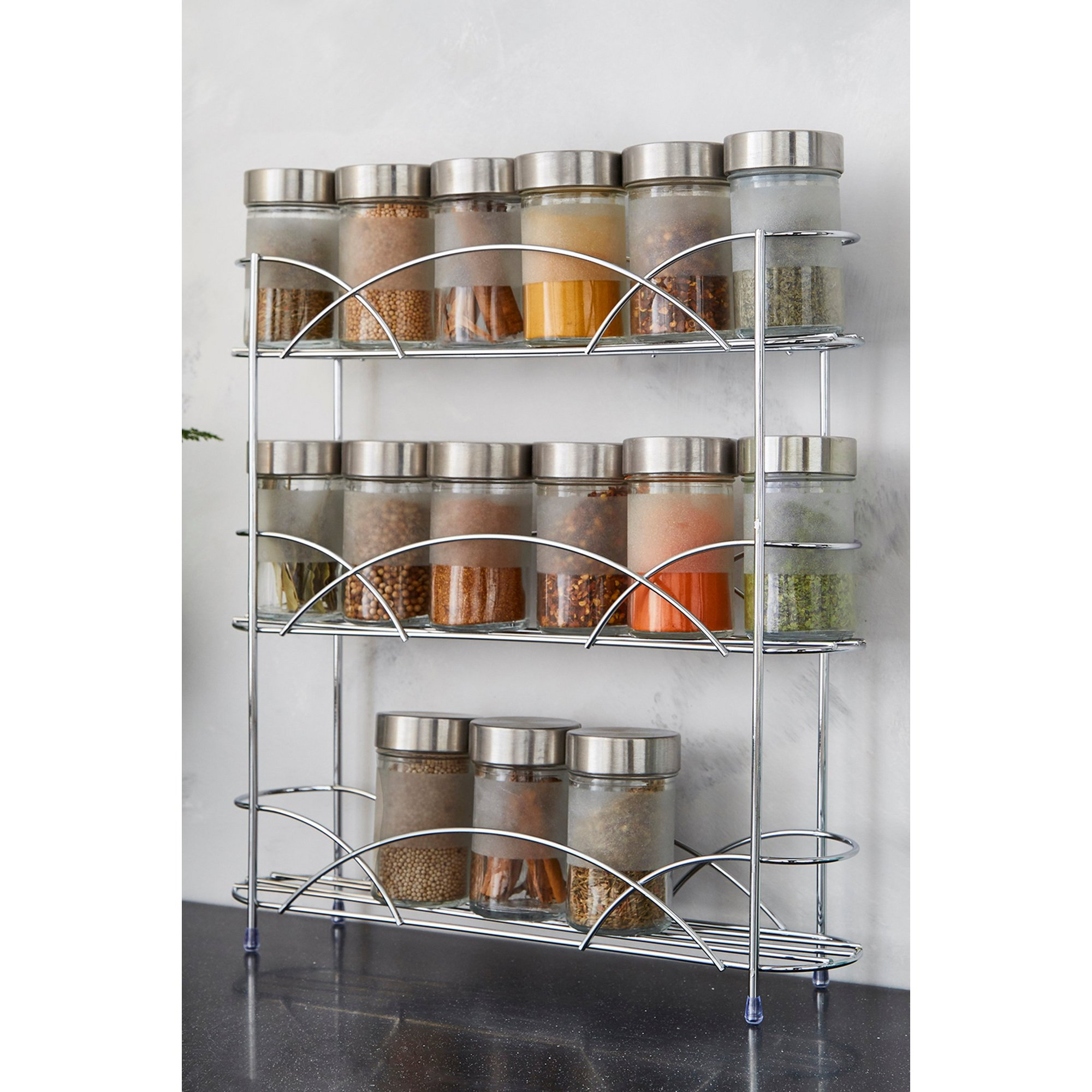 Image of Free Standing Spice Rack