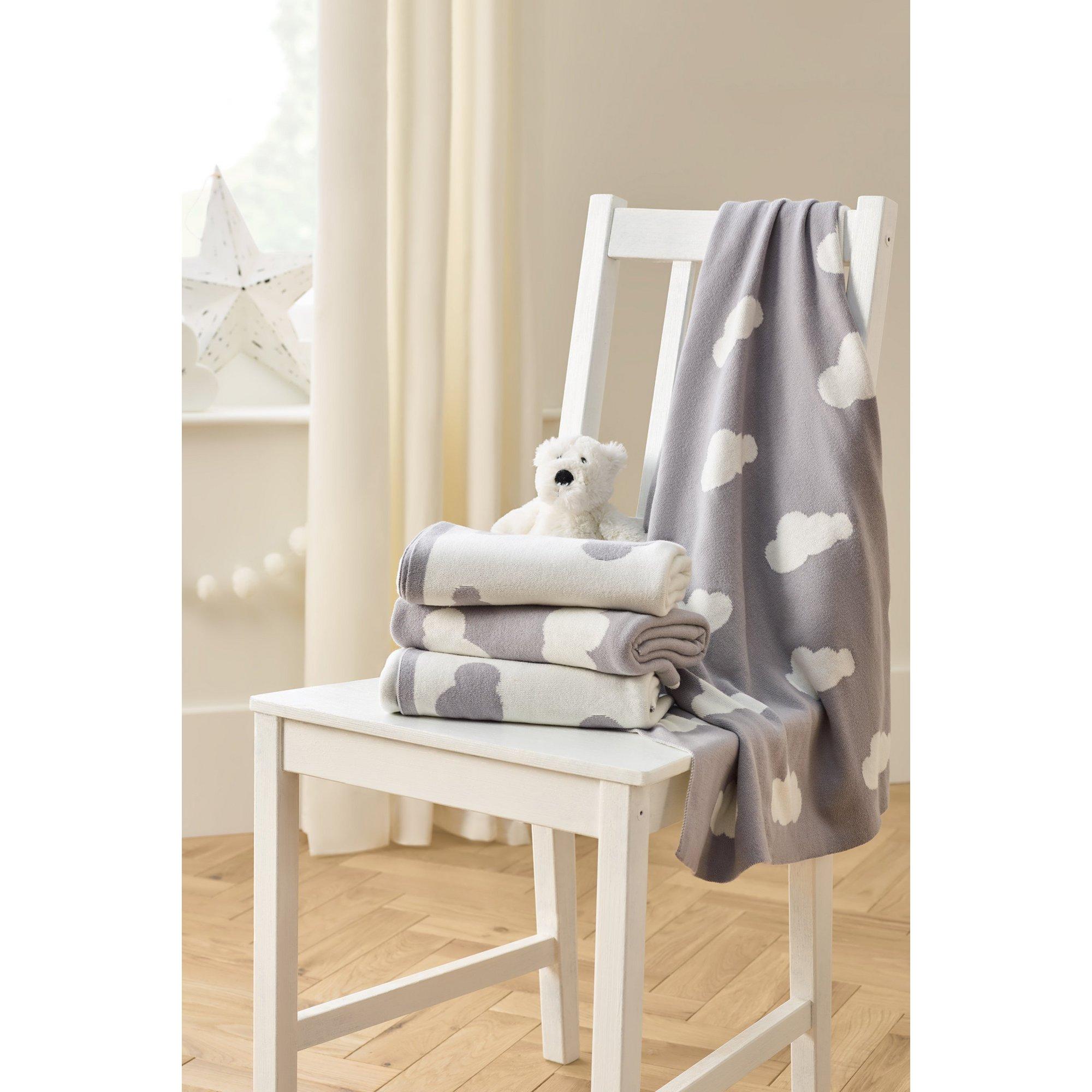 Image of Clair de Lune Cloud Blanket