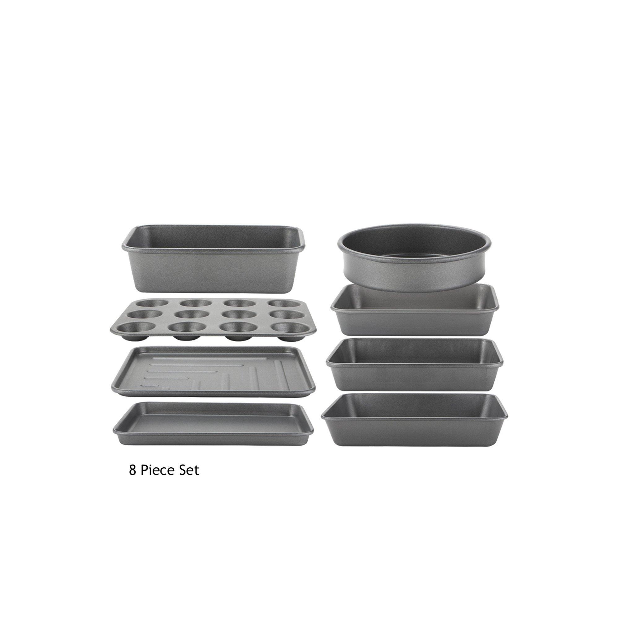 Image of Prestige 8 Piece Ovenware Set