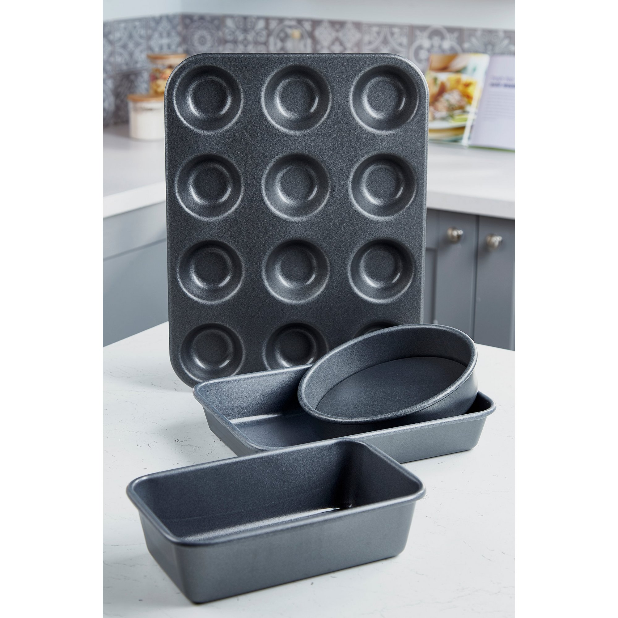 Image of Prestige 4 Piece Bakeware Set