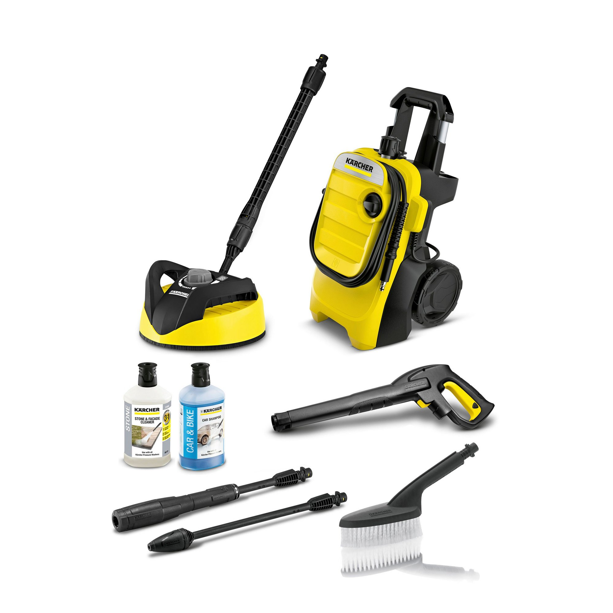 Image of Karcher K4 Compact Home and Car