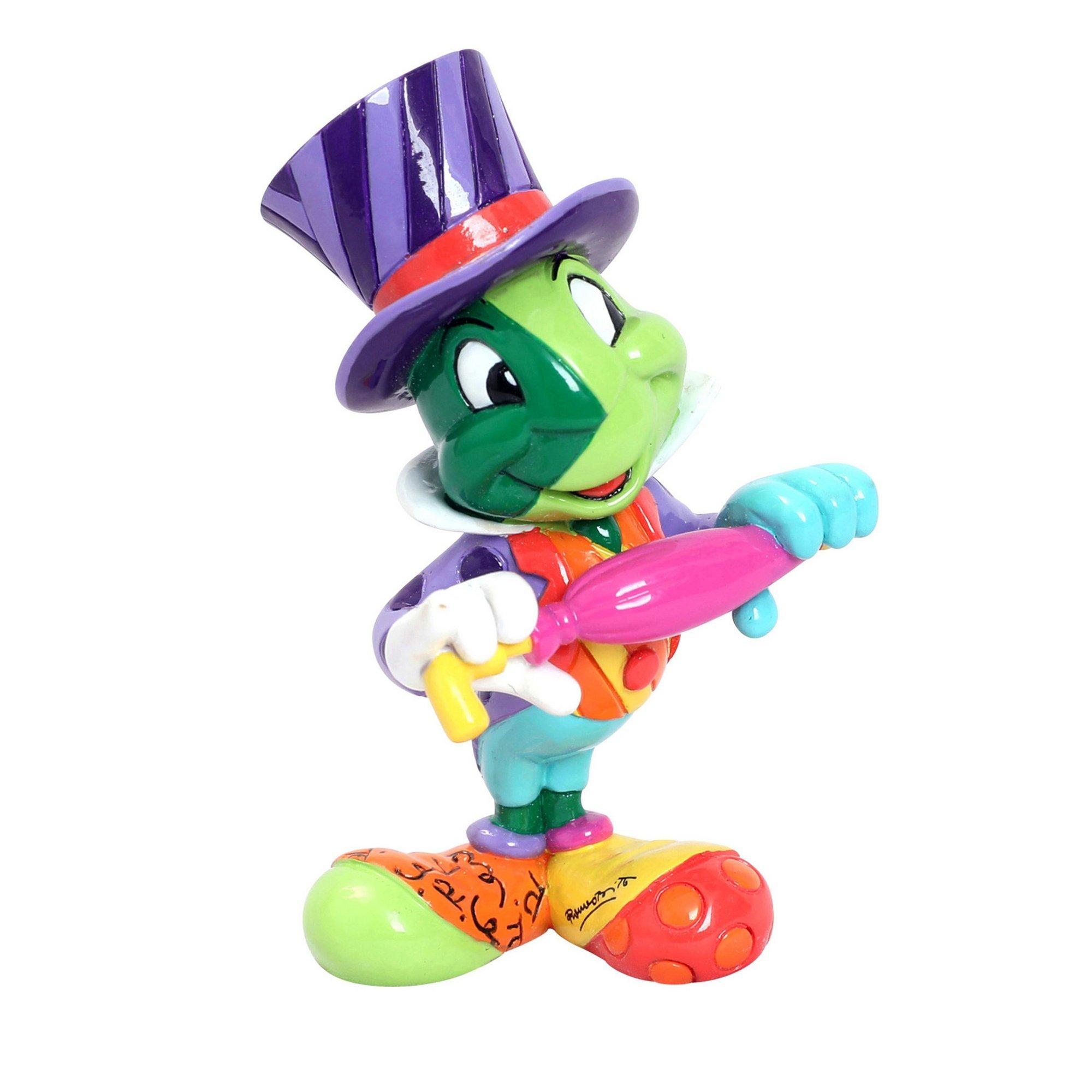 Image of Disney Britto Jiminy Mini Figurine