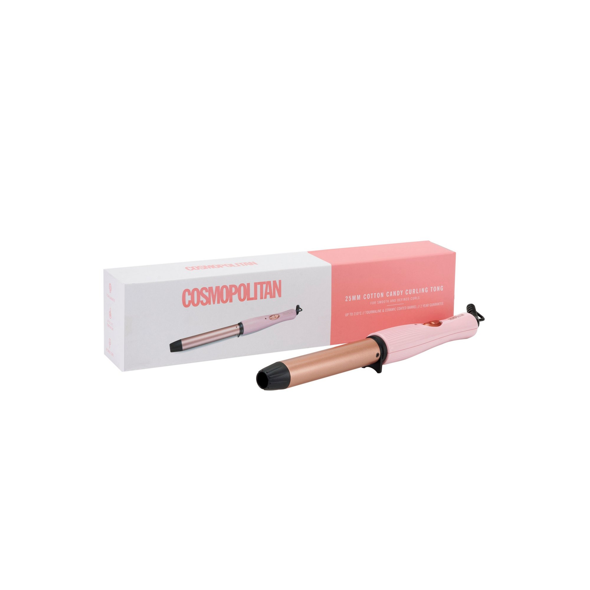 Image of Cosmopolitan Cotton Candy 25mm Defined Wand