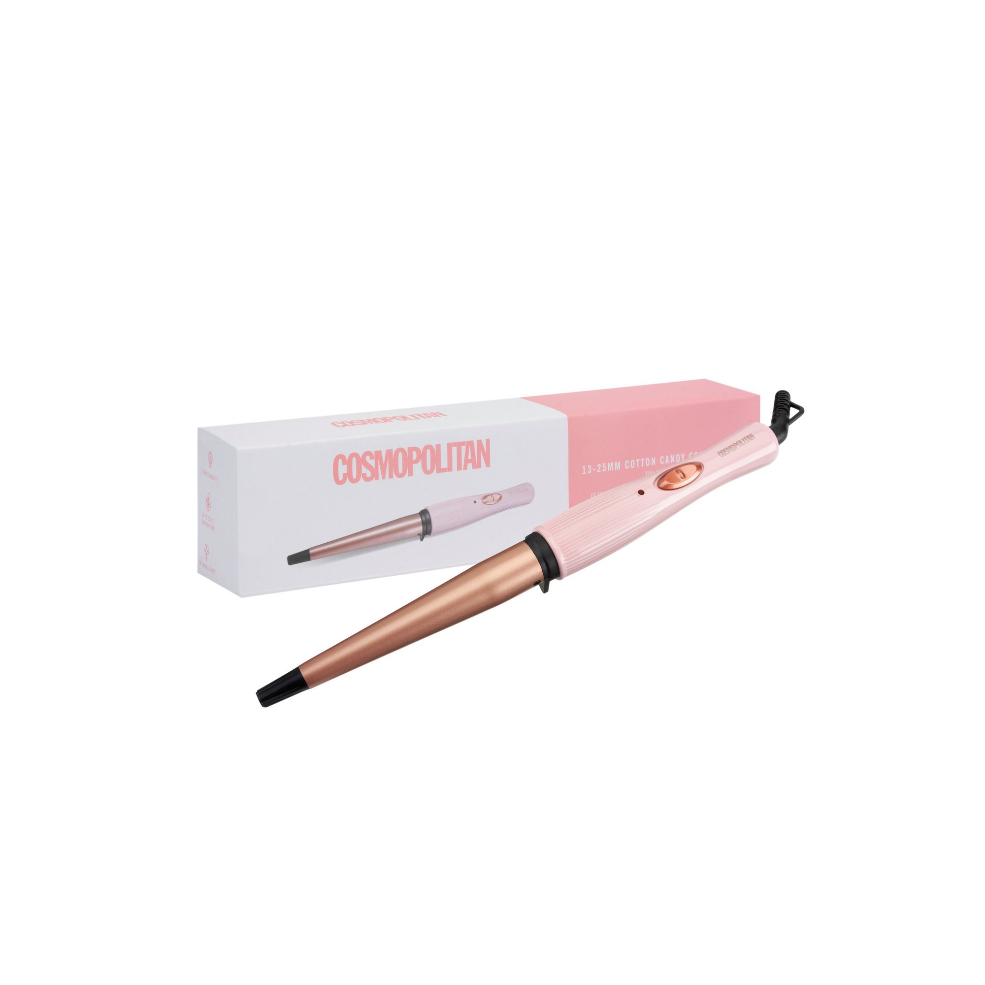 Image of Cosmopolitan Cotton Candy Conical Wand
