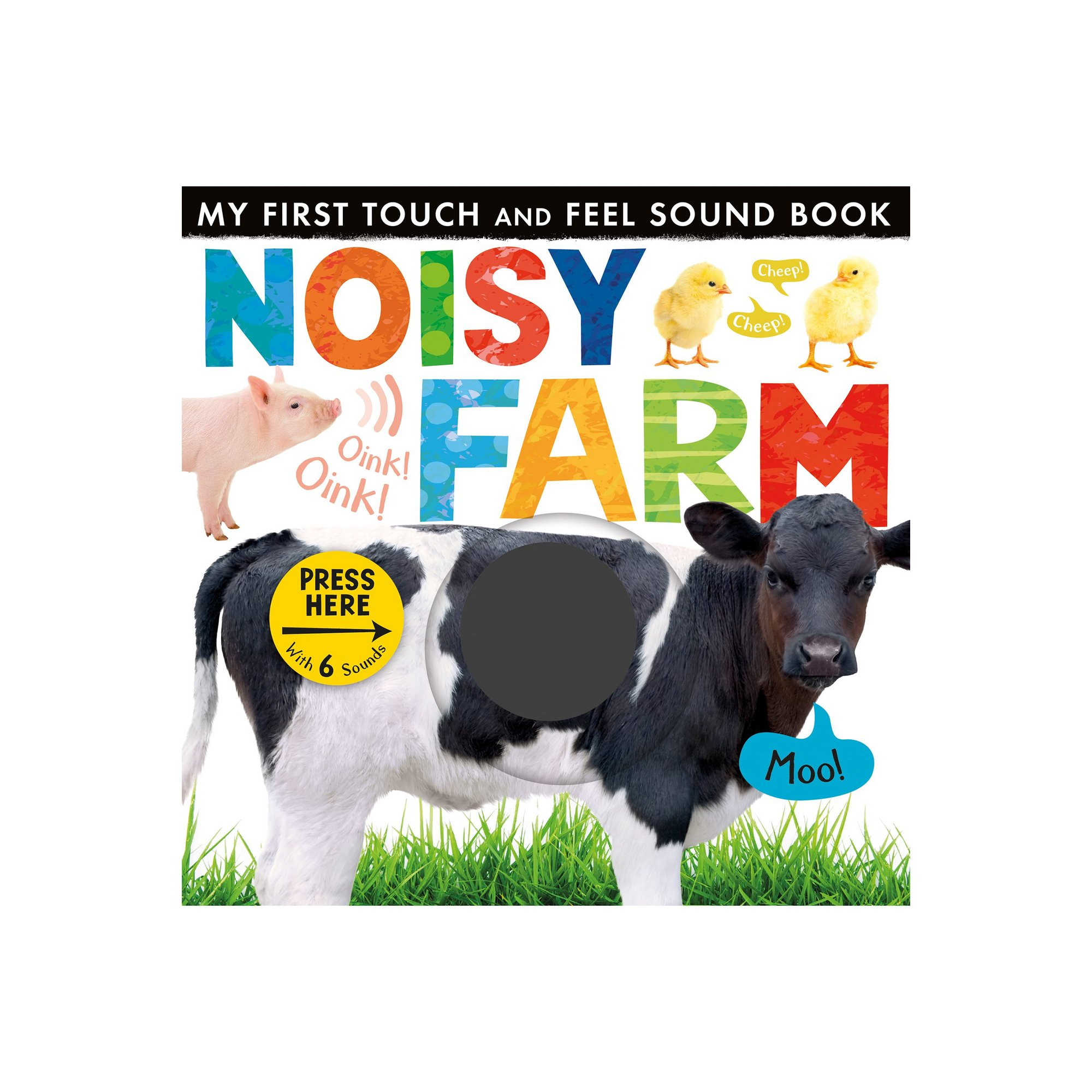 Image of Noisy Farm Book