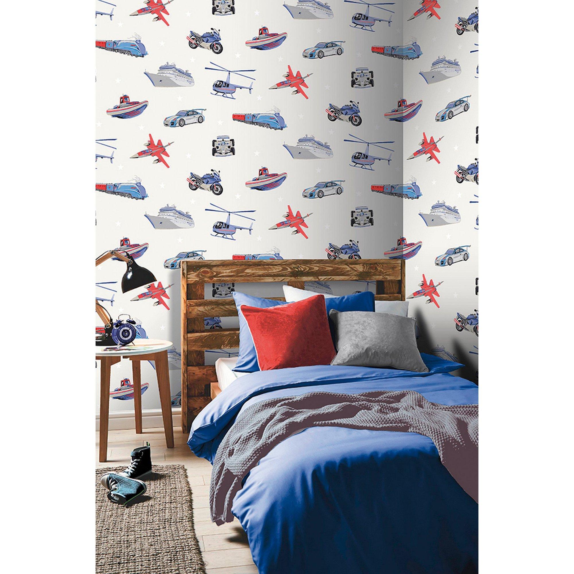 Image of Arthouse Zoom Away Wallpaper