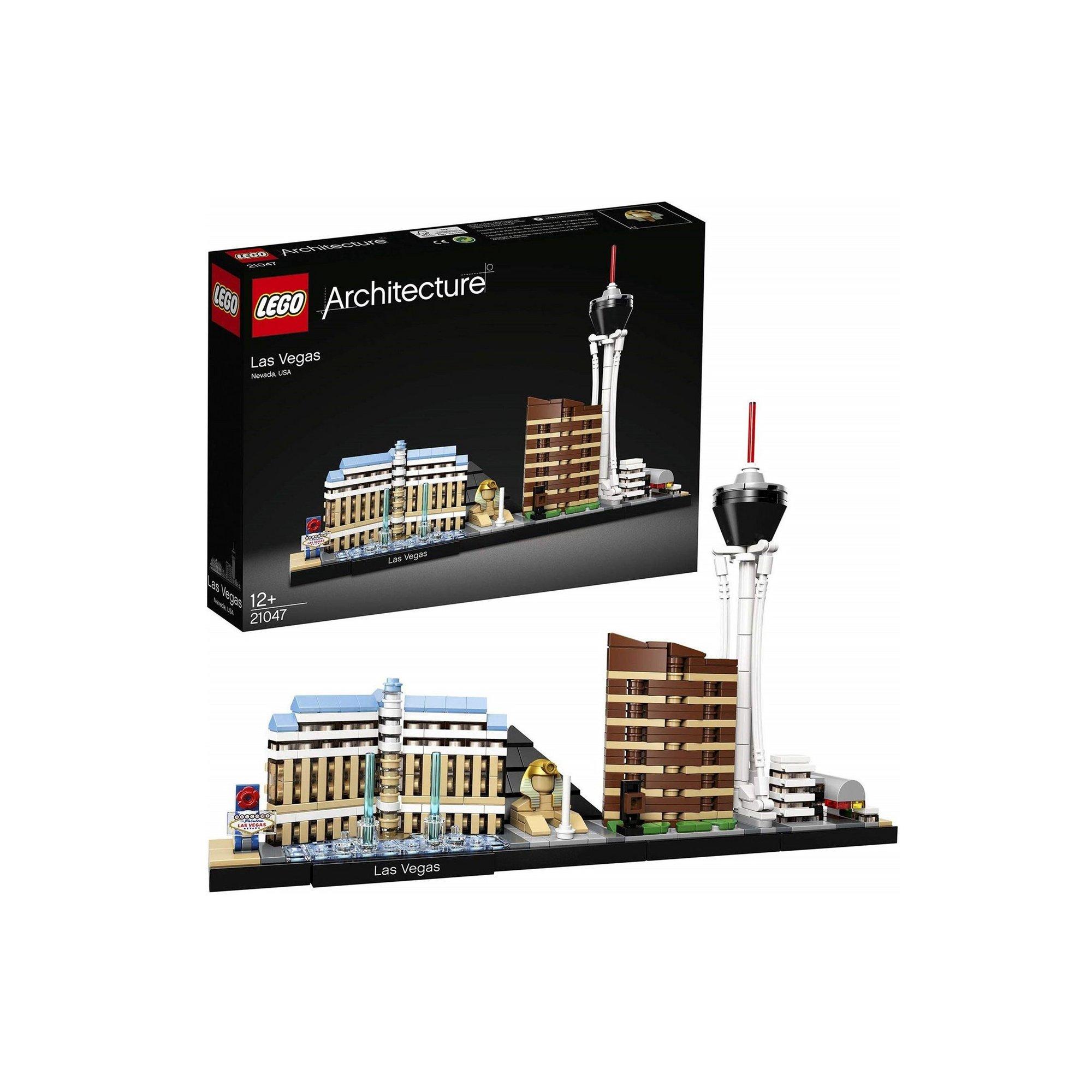 Image of LEGO Architecture Las Vegas