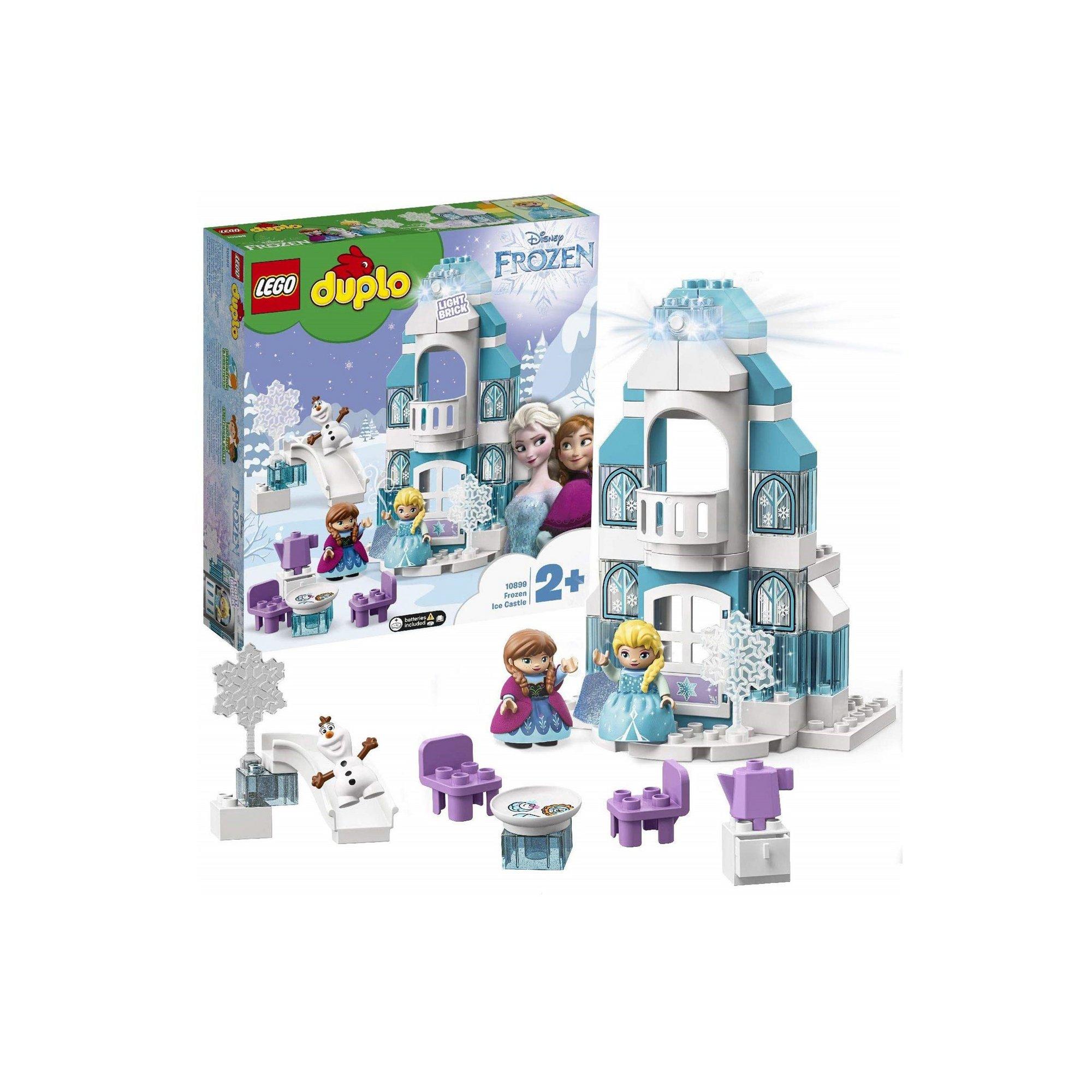 Image of LEGO DUPLO Frozen Ice Castle