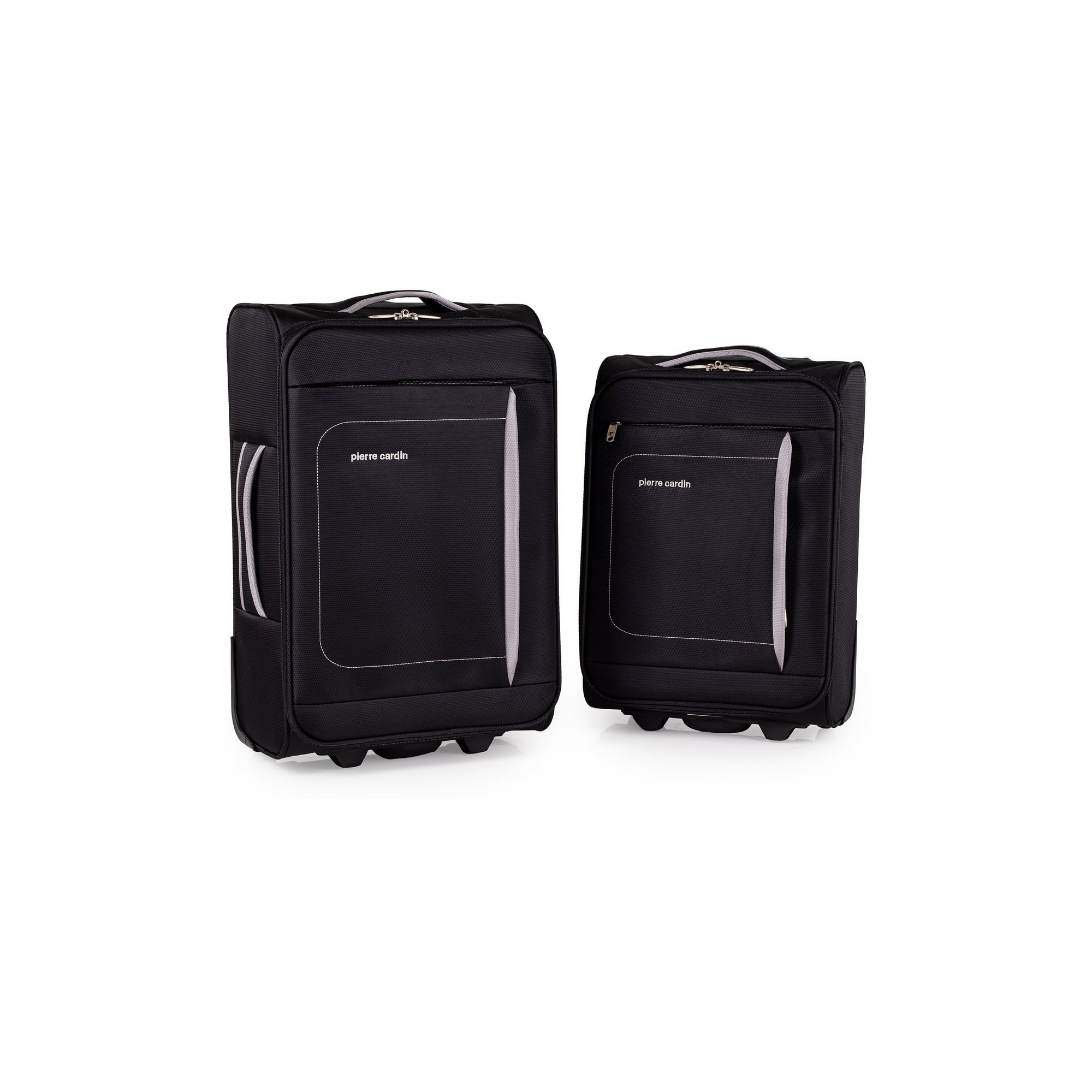 Image of Pierre Cardin 2-Piece Lightweight Luggage Set