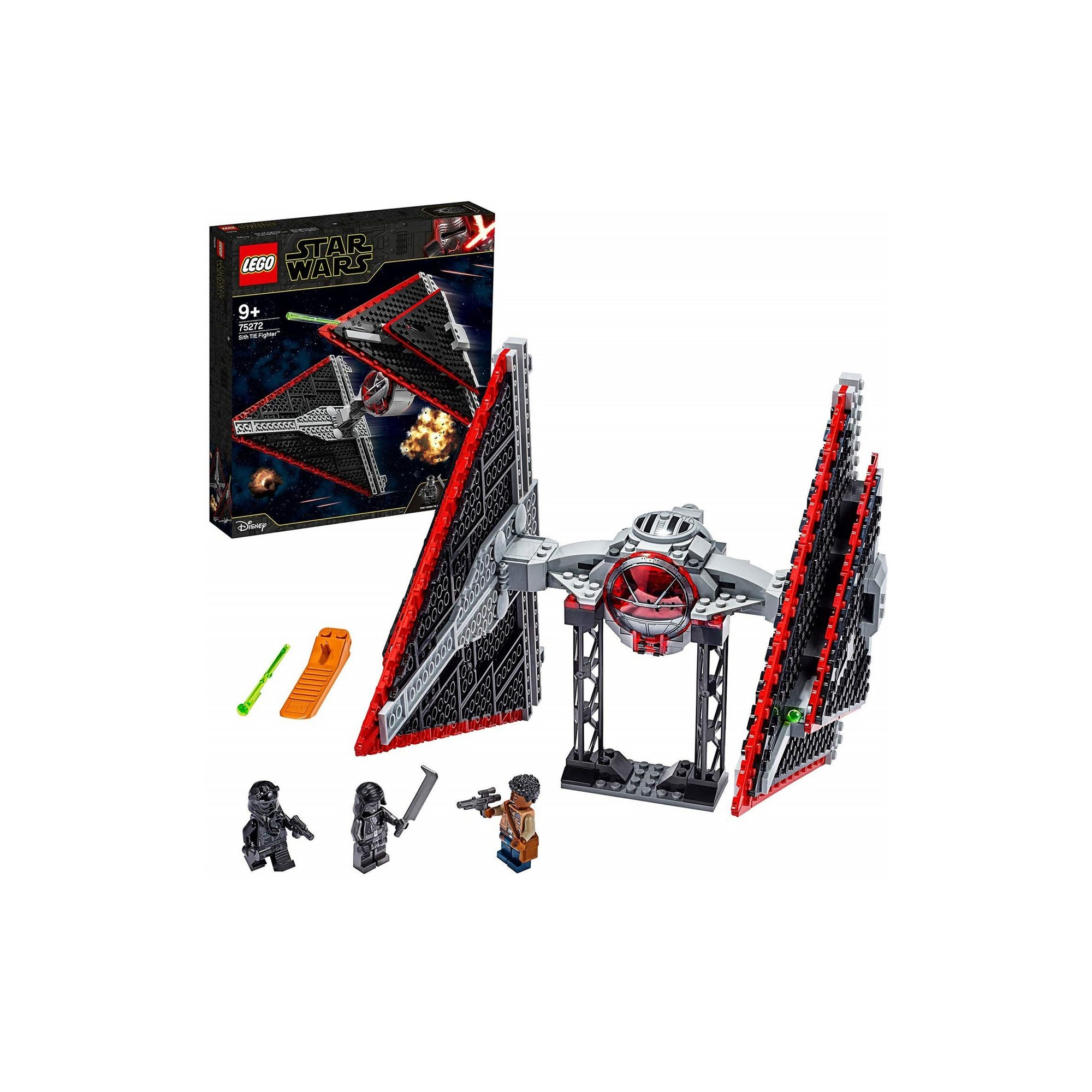 Image of LEGO Star Wars Sith TIE Fighter