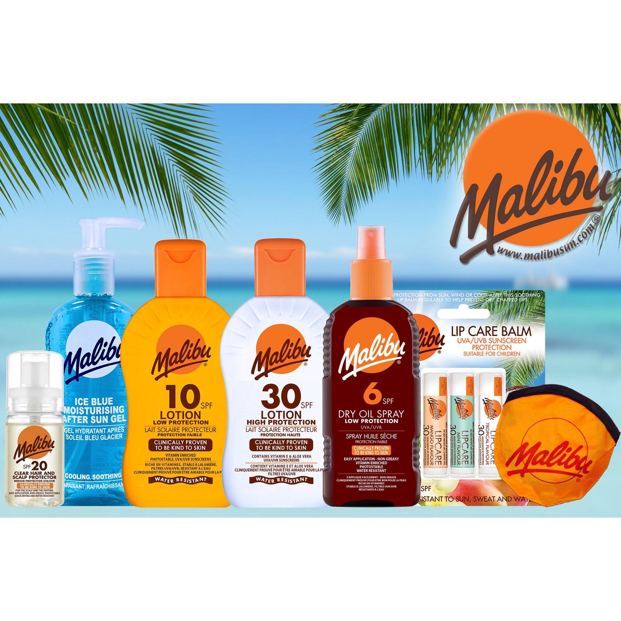 Image of Malibu Mega Family Travel Pack