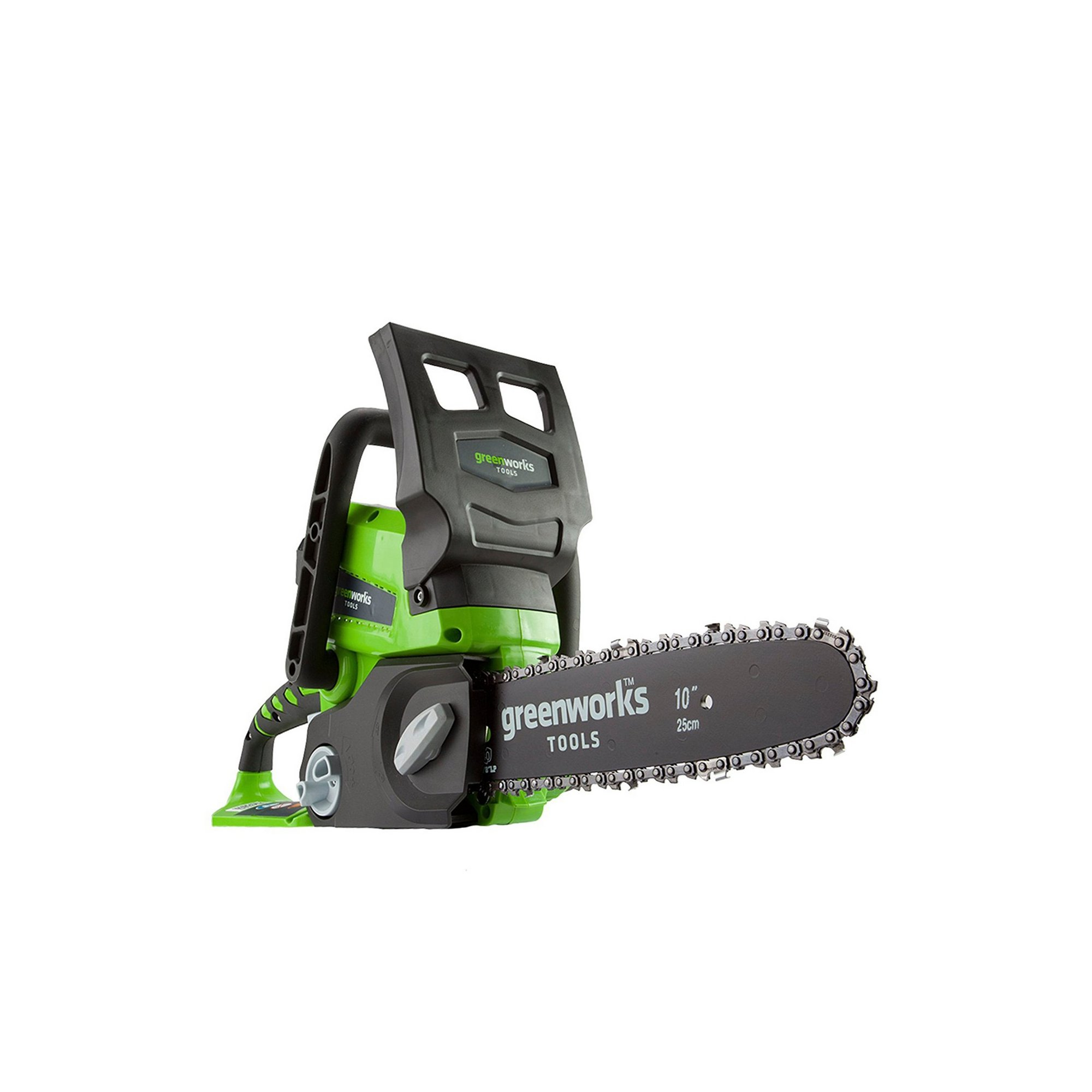 Image of Greenworks 25cm Cordless Chainsaw (Tool Only)