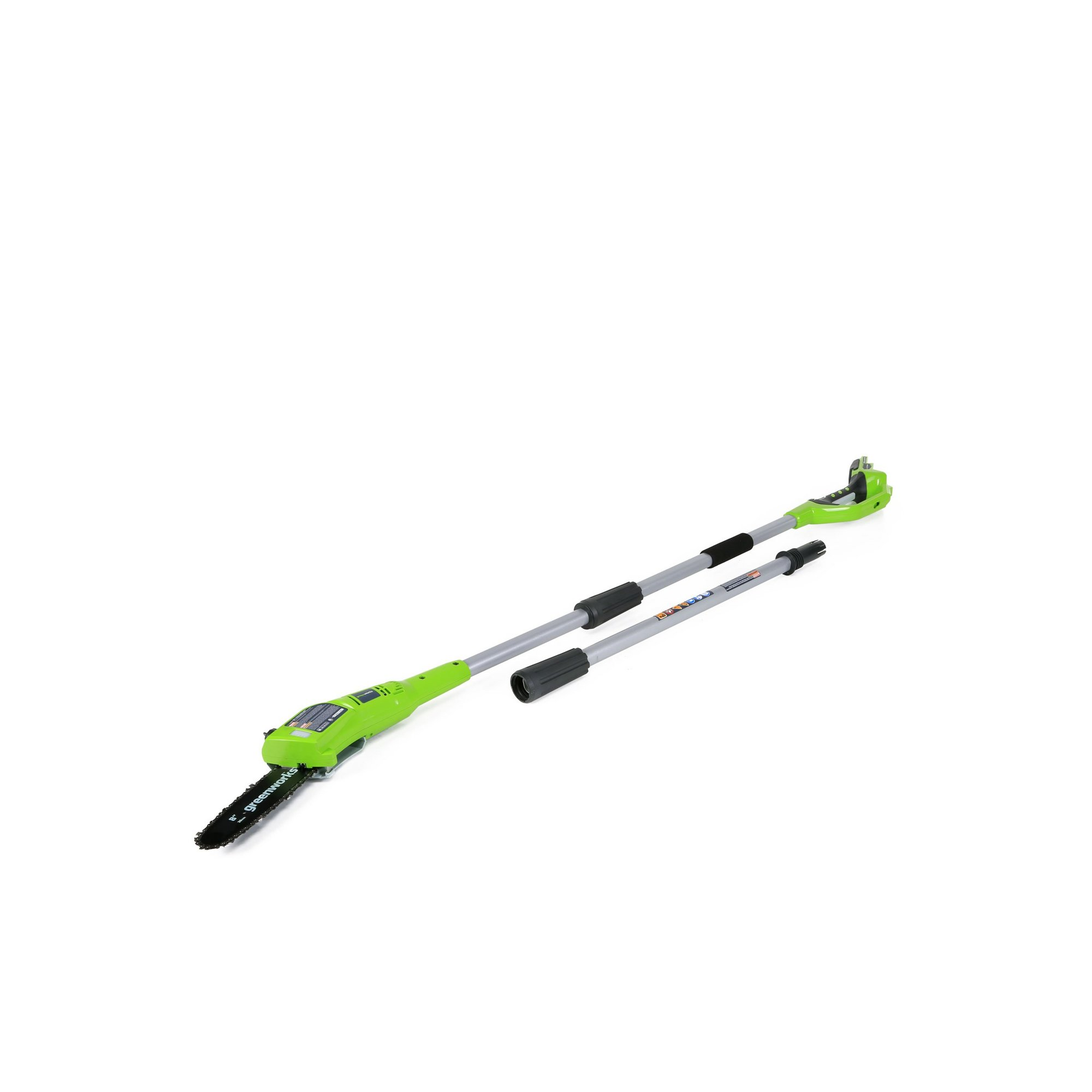 Image of Greenworks 20cm Cordless Polesaw (Tool Only)