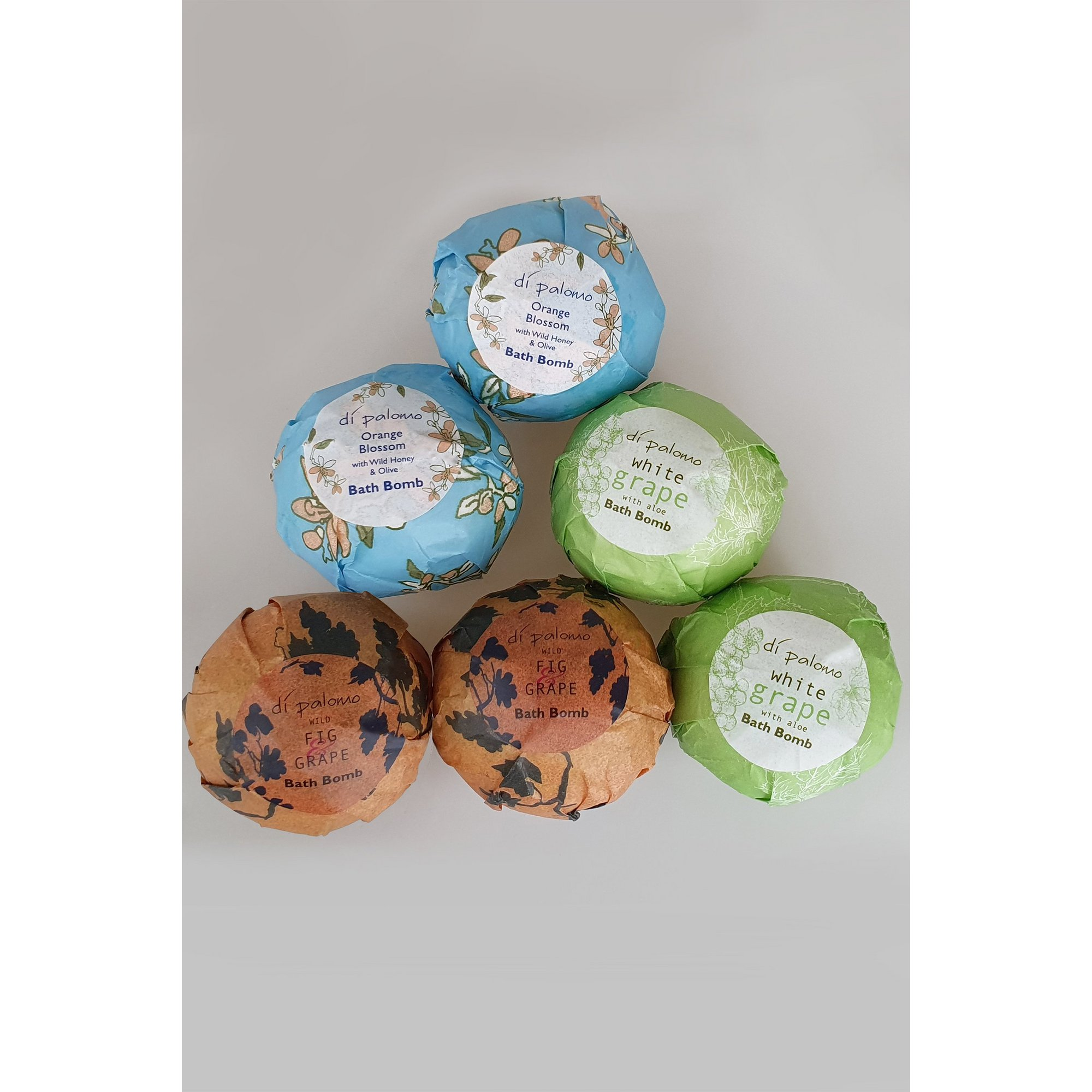 Image of Di Palomo Bath Bomb Collection