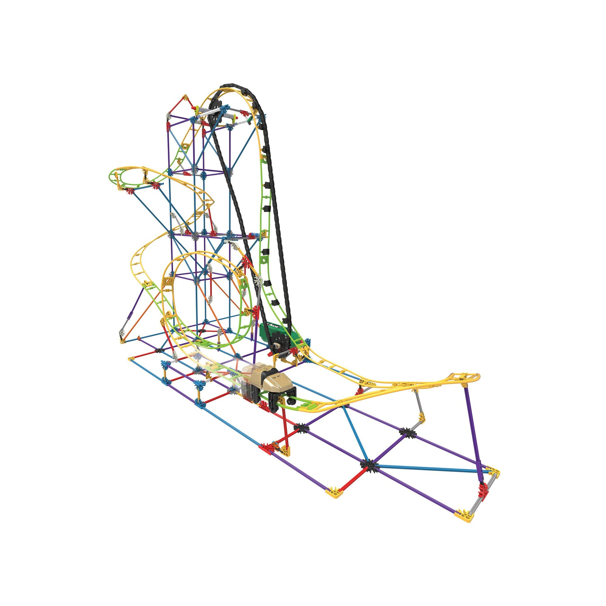 Image of Knex STEM Explorations Roller Coaster