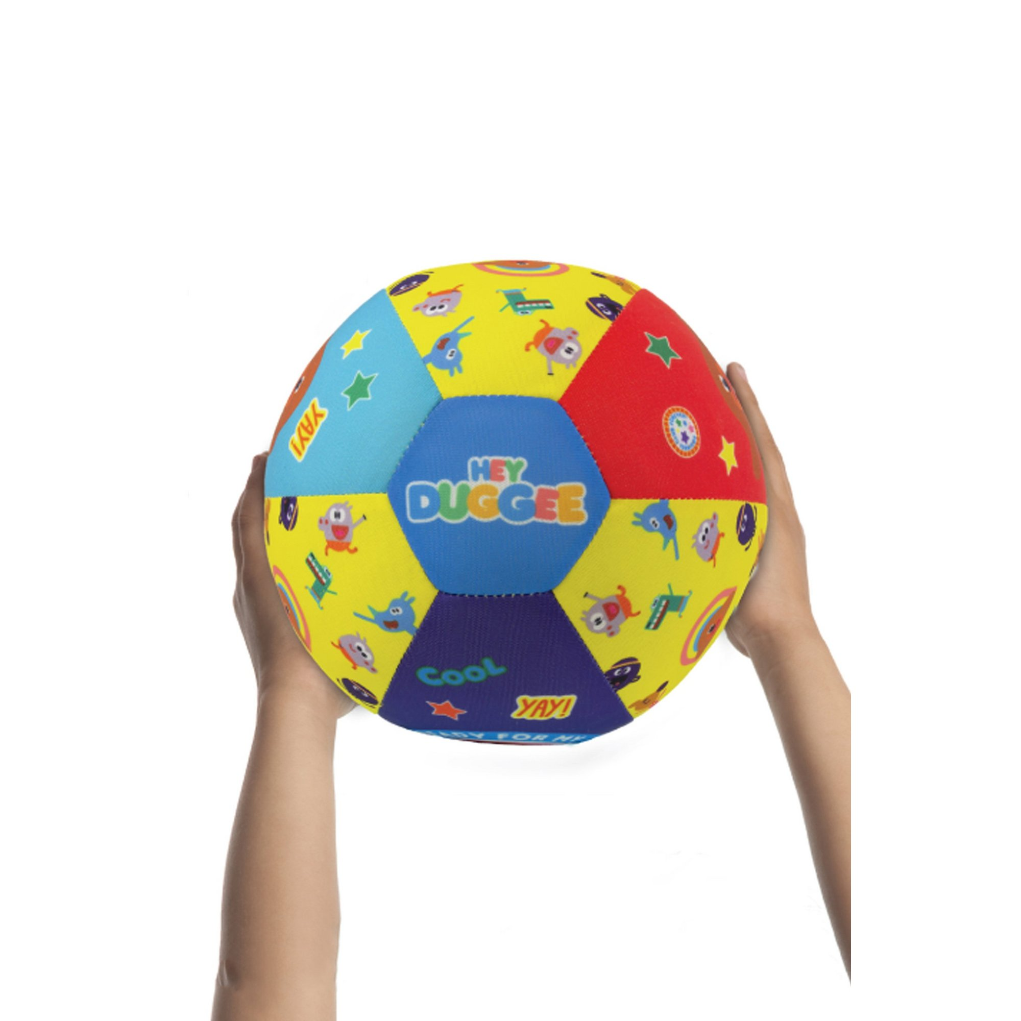 Image of Hey Duggee Fun Sounds Ball