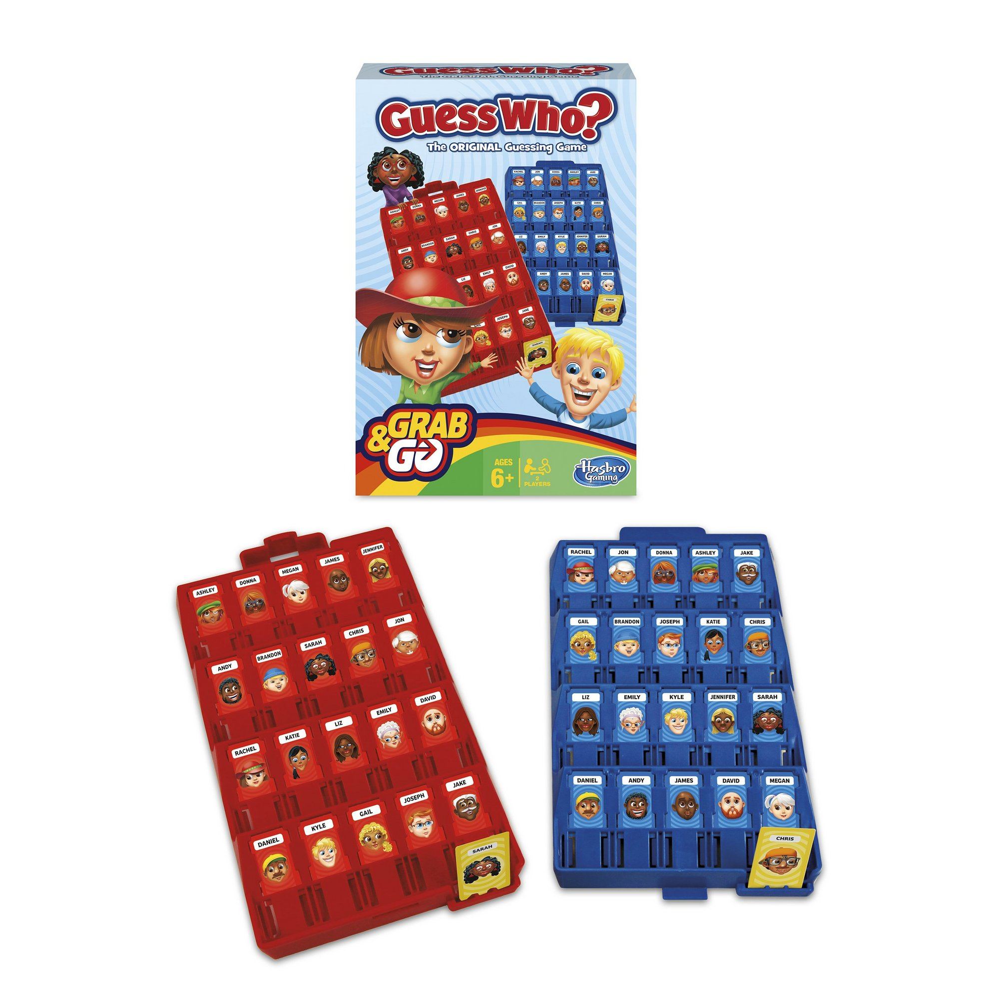 Image of Guess Who Grab and Go