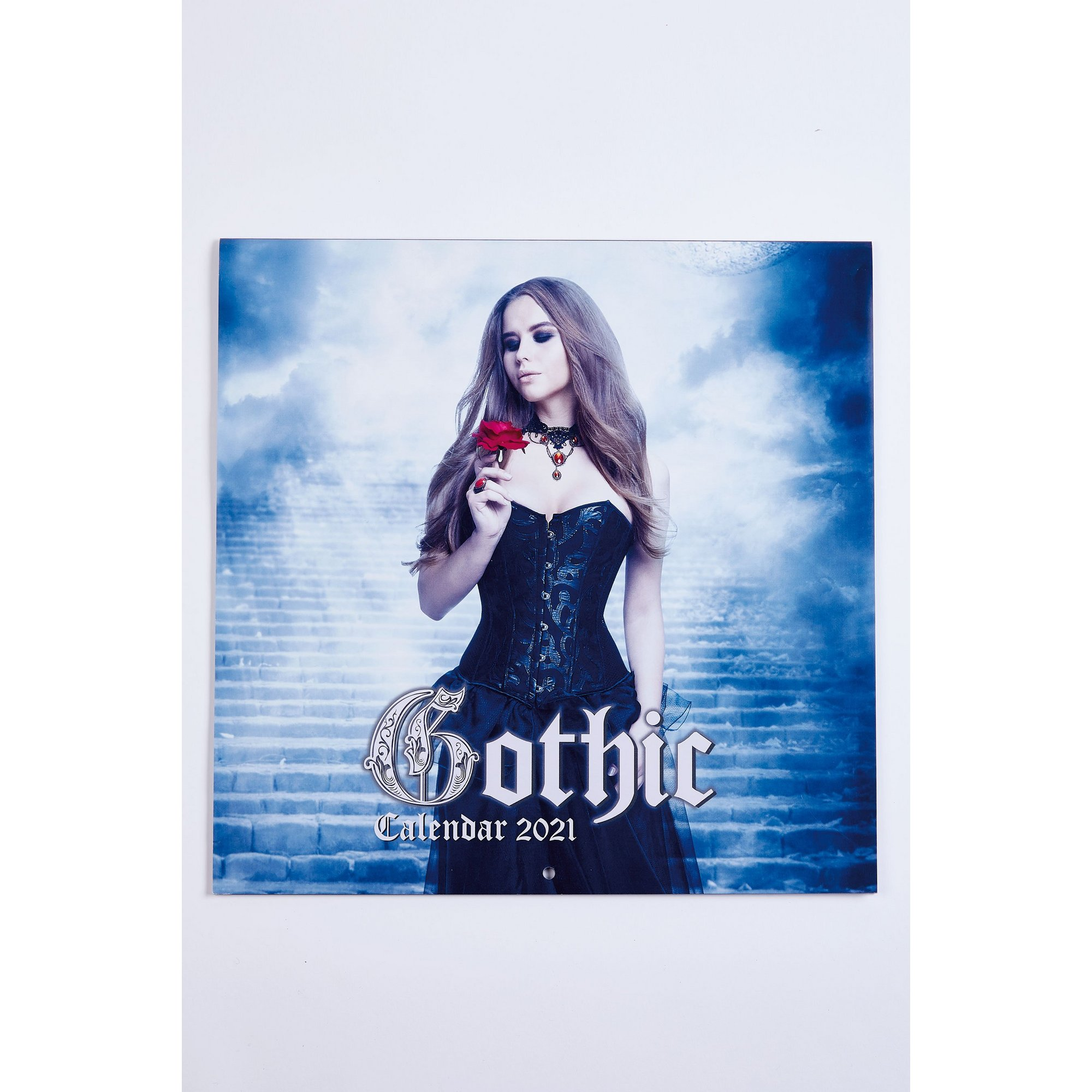 Image of Gothic Calendar 2021