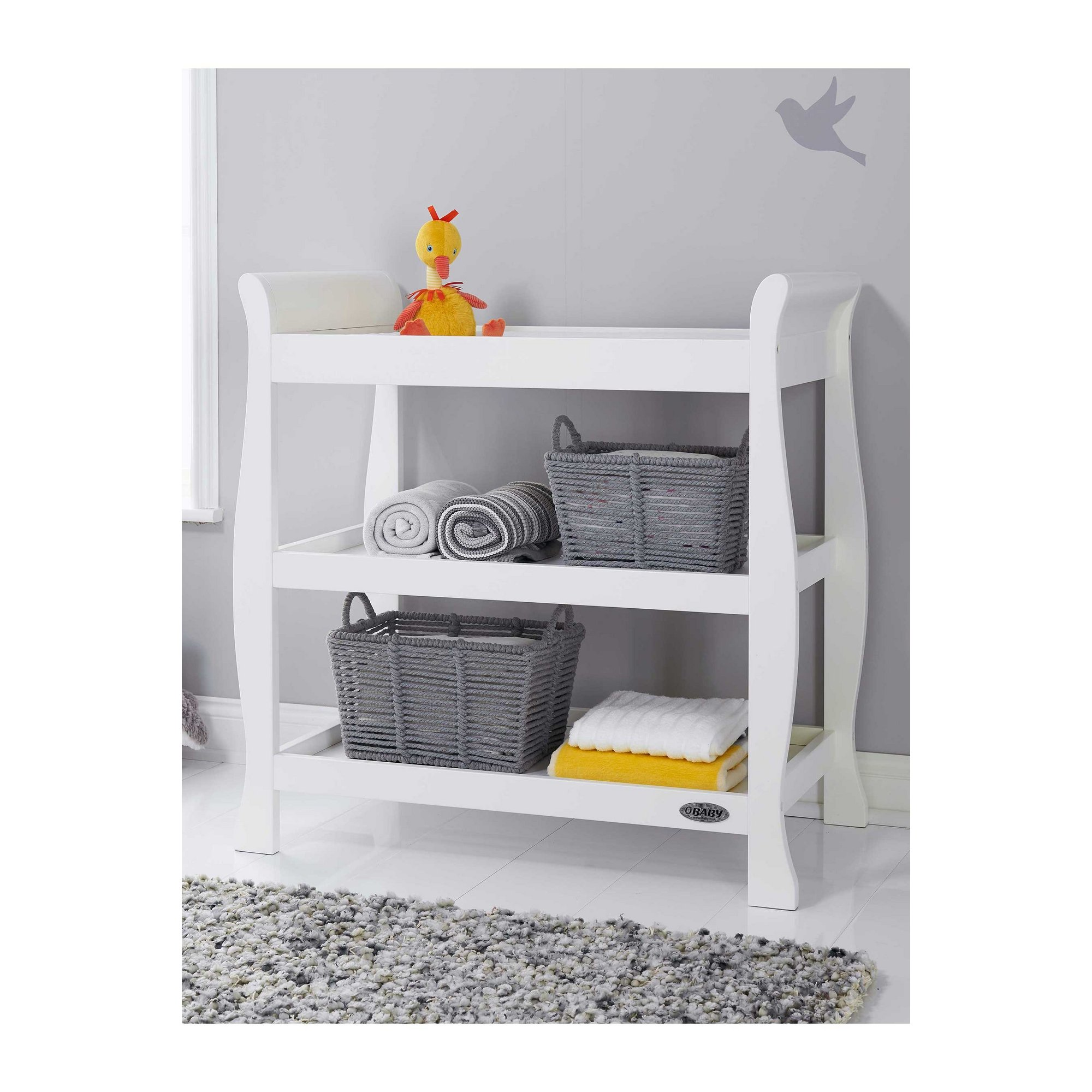Image of Obaby Stamford Open Changing Unit