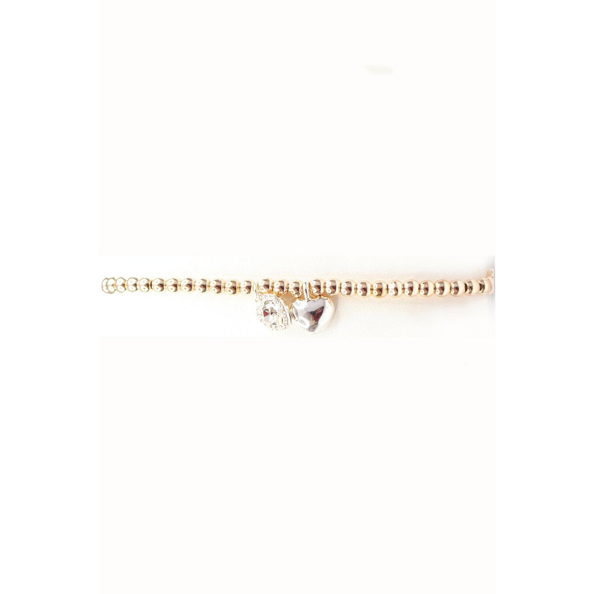 Image of Eternity Elasticated Bracelet with Swarovski Elements