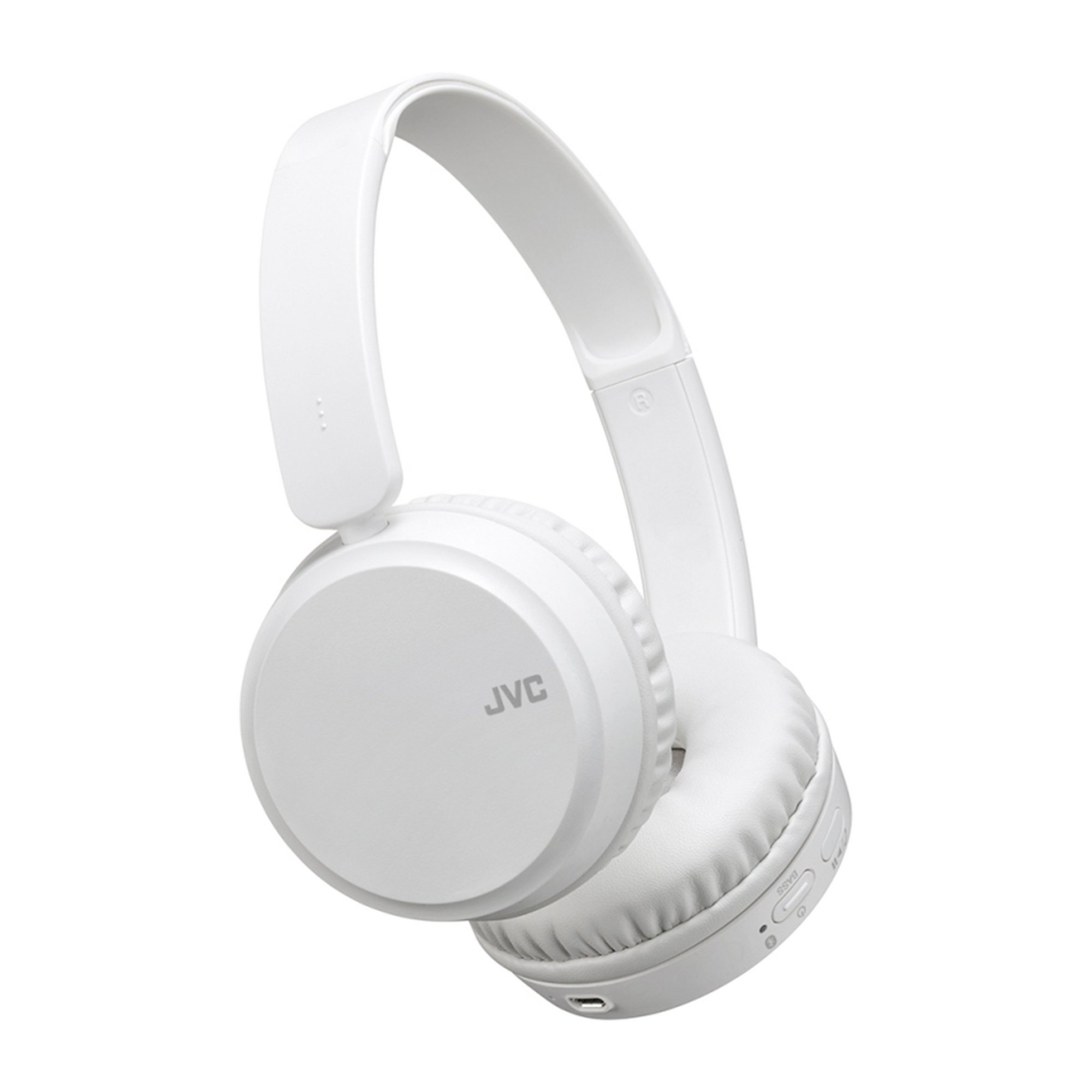 Image of JVC Deep Bass Bluetooth On Ear Headphones