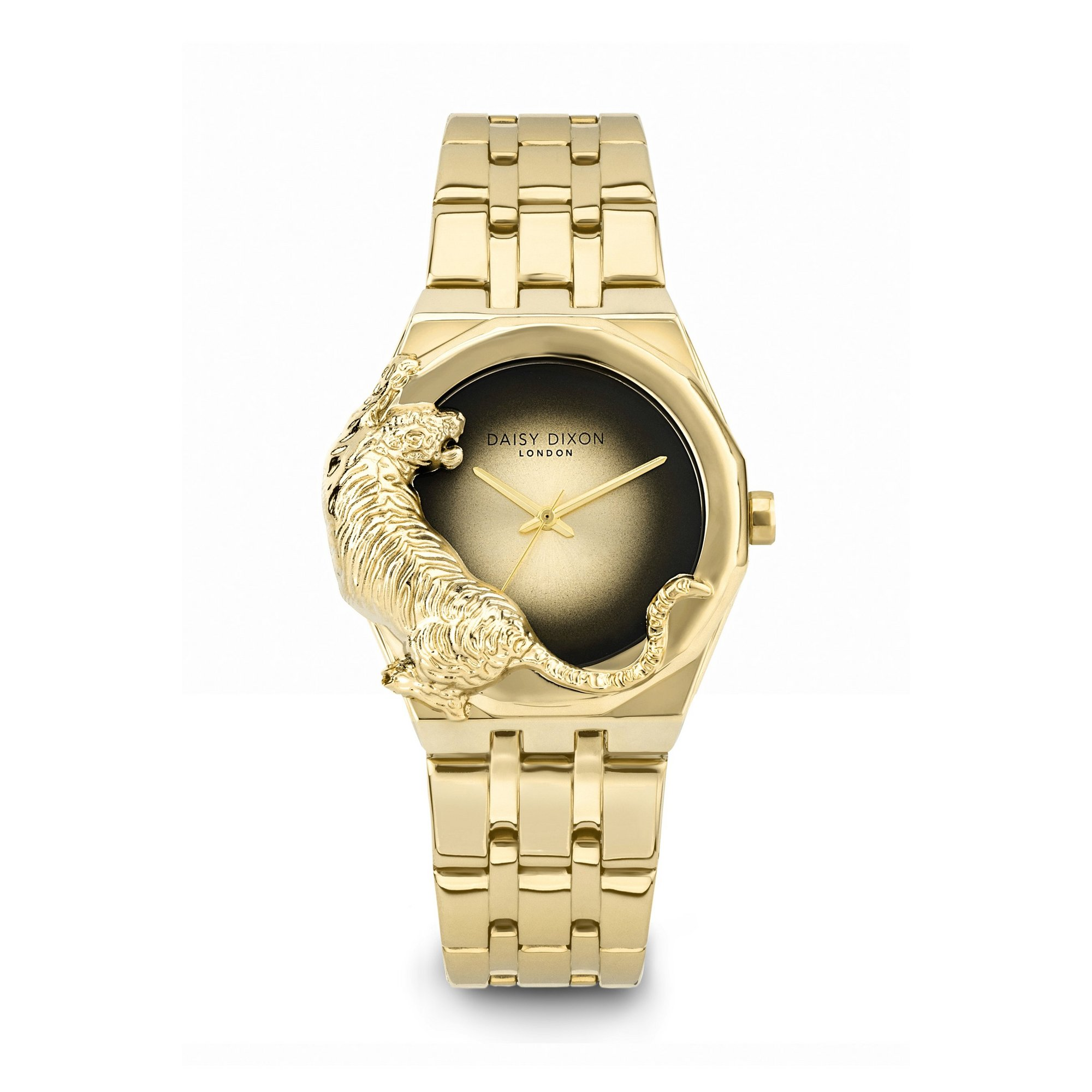 Image of Daisy Dixon Alessandra Gold Bracelet Watch