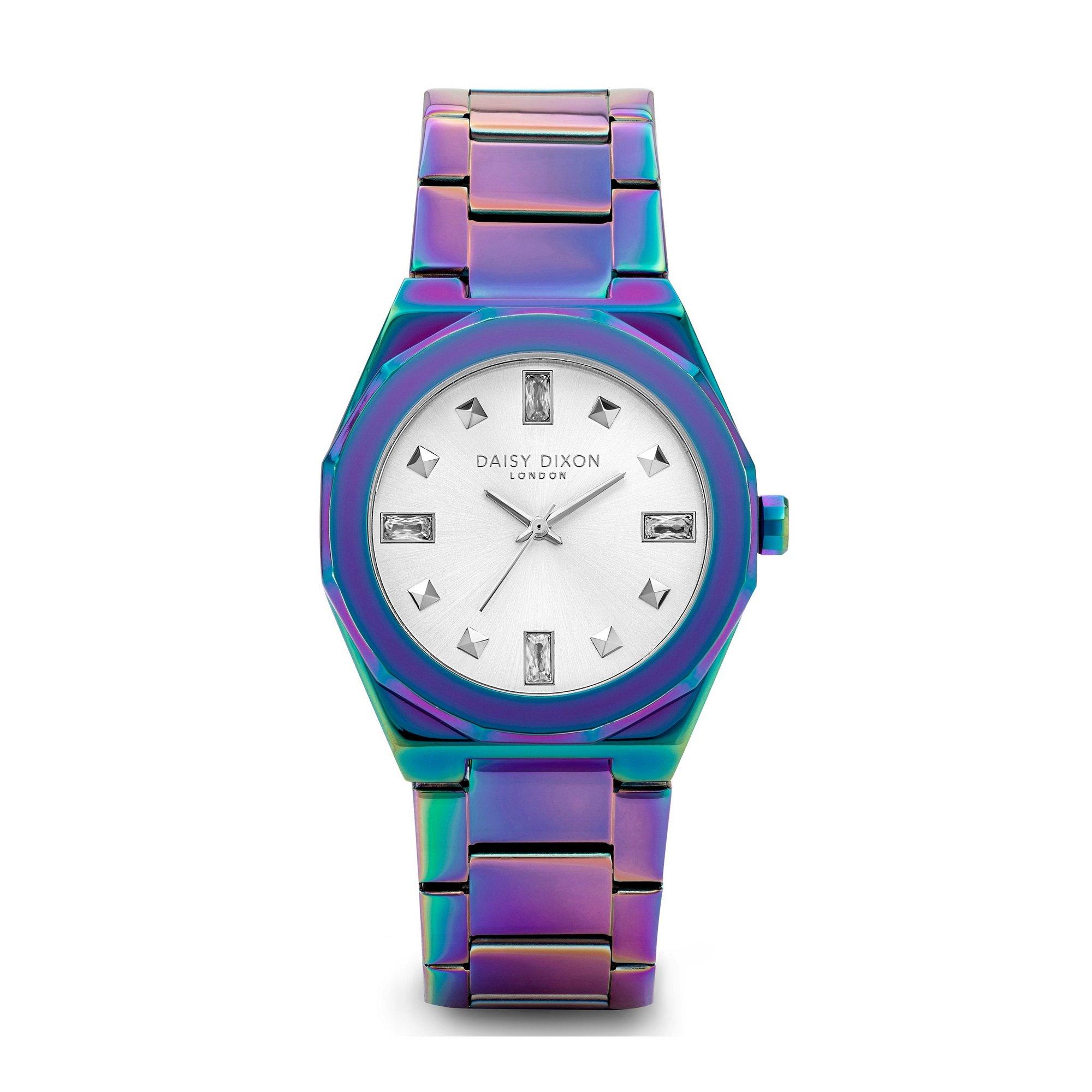 Image of Daisy Dixon Alessandra Iridescent Bracelet Watch