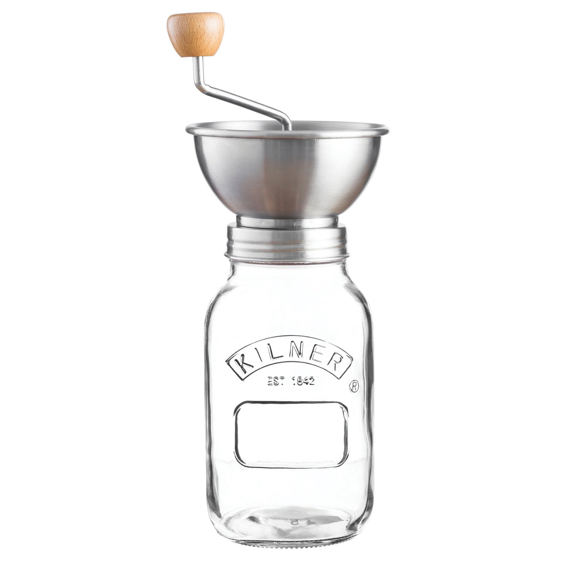 Image of Kilner 1 Litre Sauce Press Jar Set